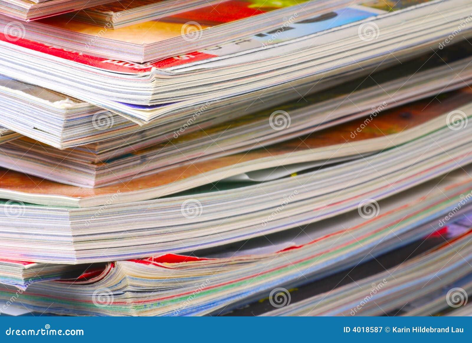 Stos magazynów