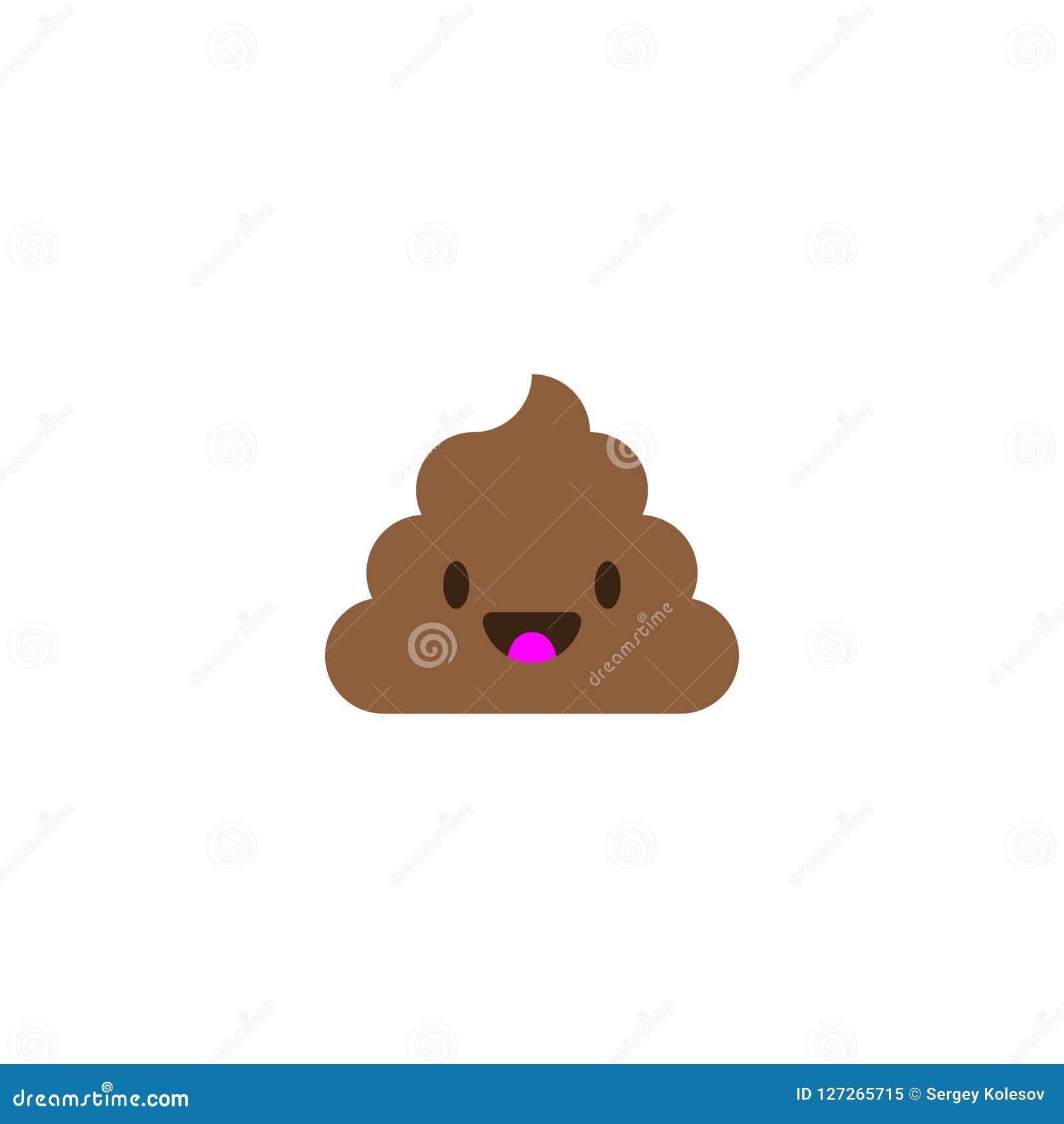 Stos Poo ikona Gówna emoticon