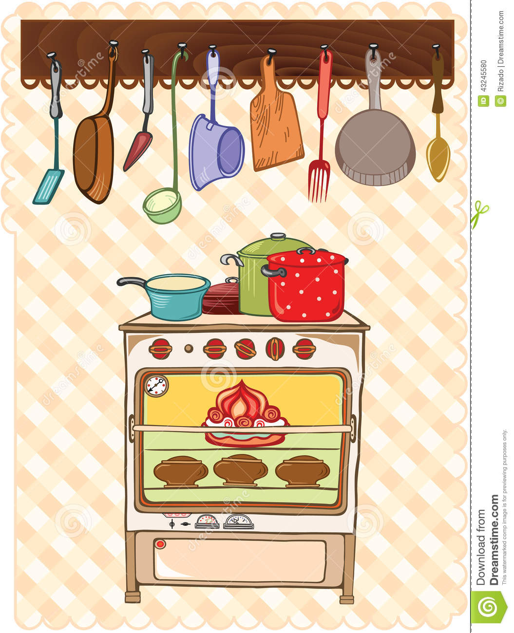 Image Result For Kitchen Utensils Drawing