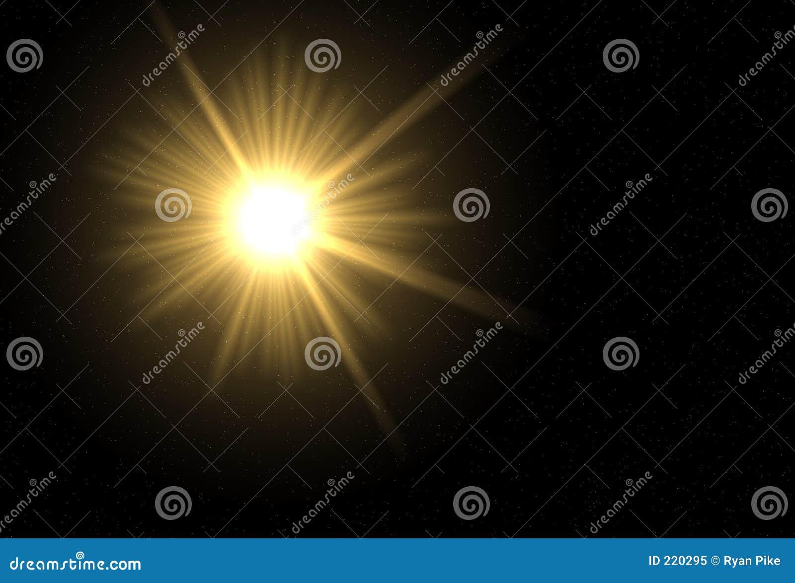 Stråla sun
