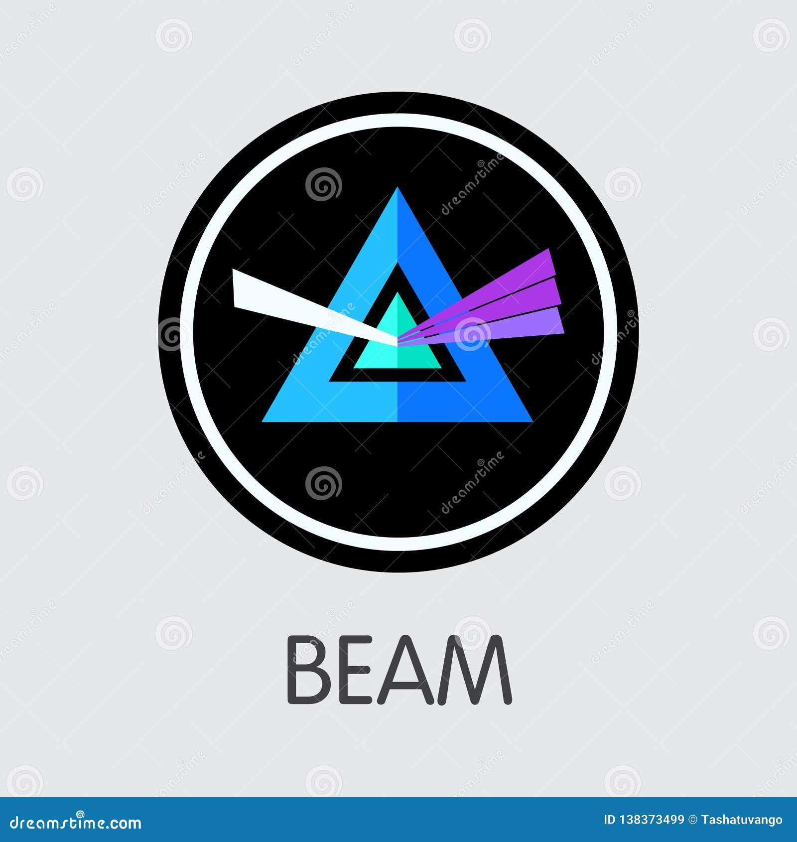 STRÅLE - Stråle Logoen av det faktiska Momey eller marknadsemblemet