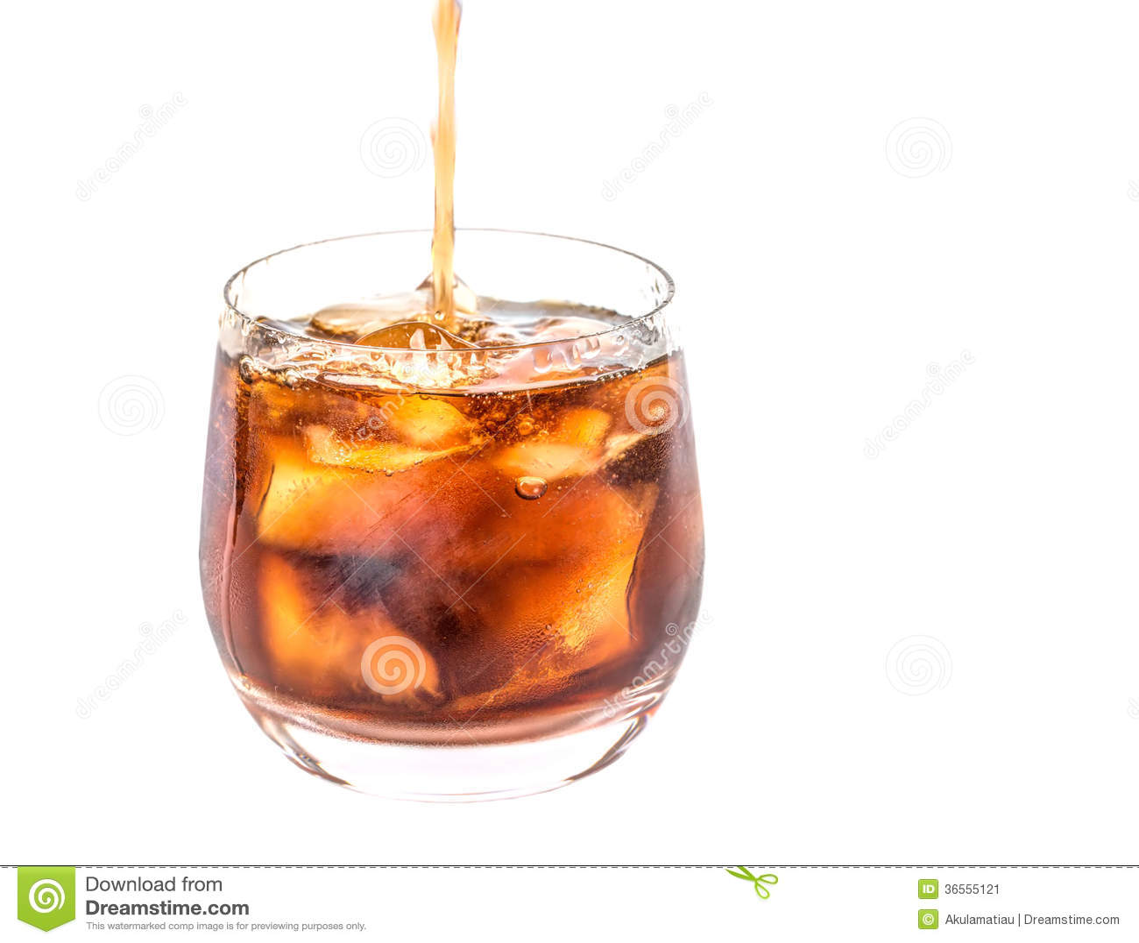 Strömender Cola II