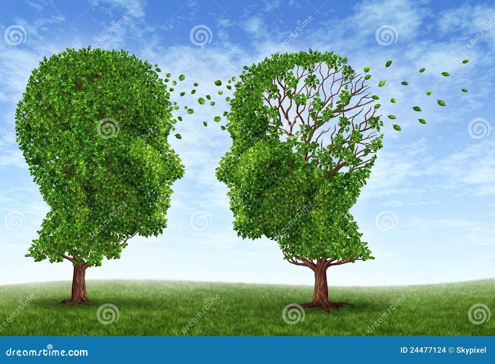 Strömförande för alzheimers