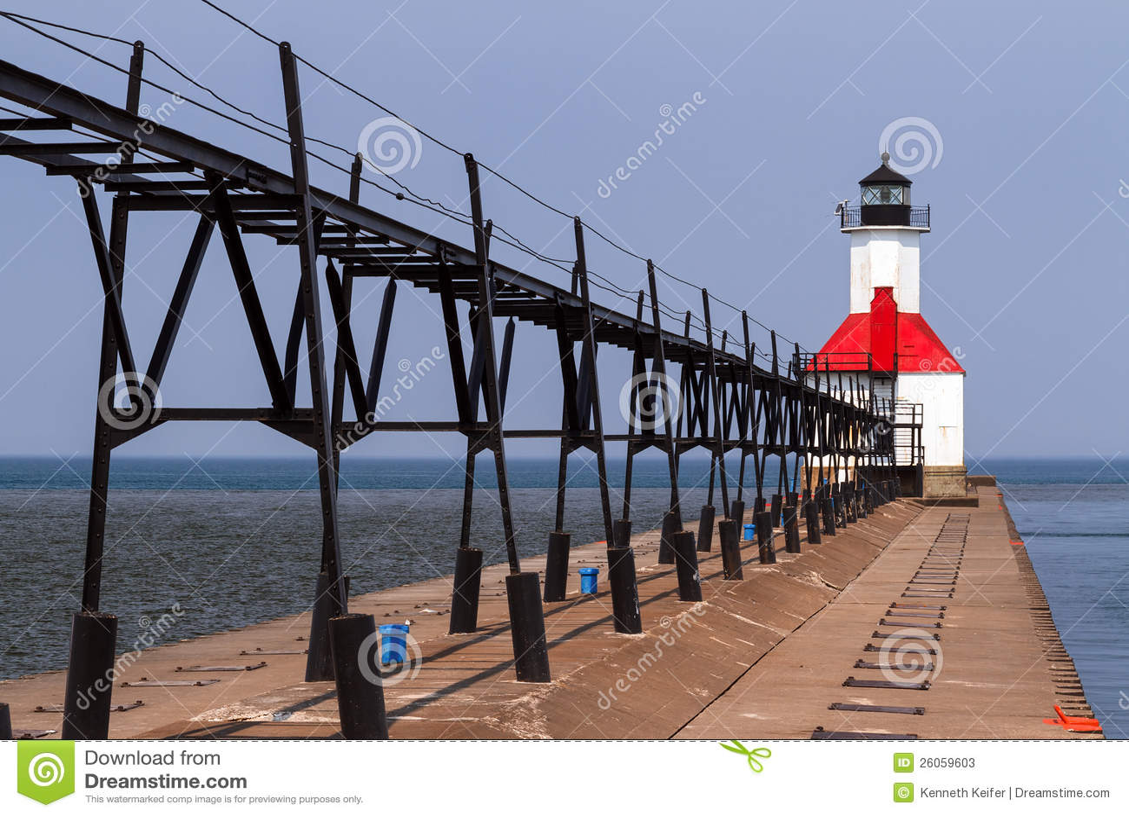 Str. Joseph, Michigan-Leuchtturm