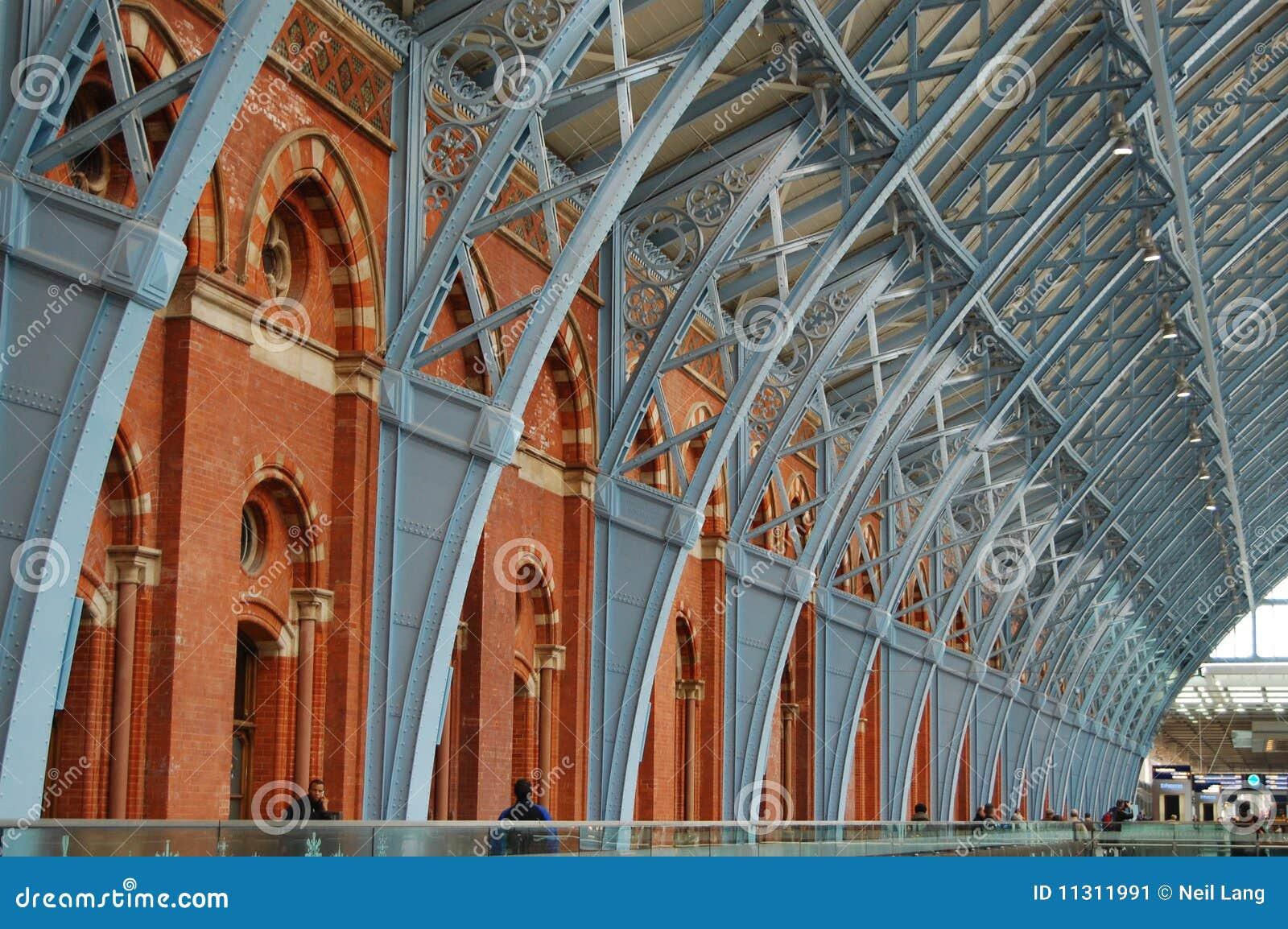 Str.Pancras International-Station