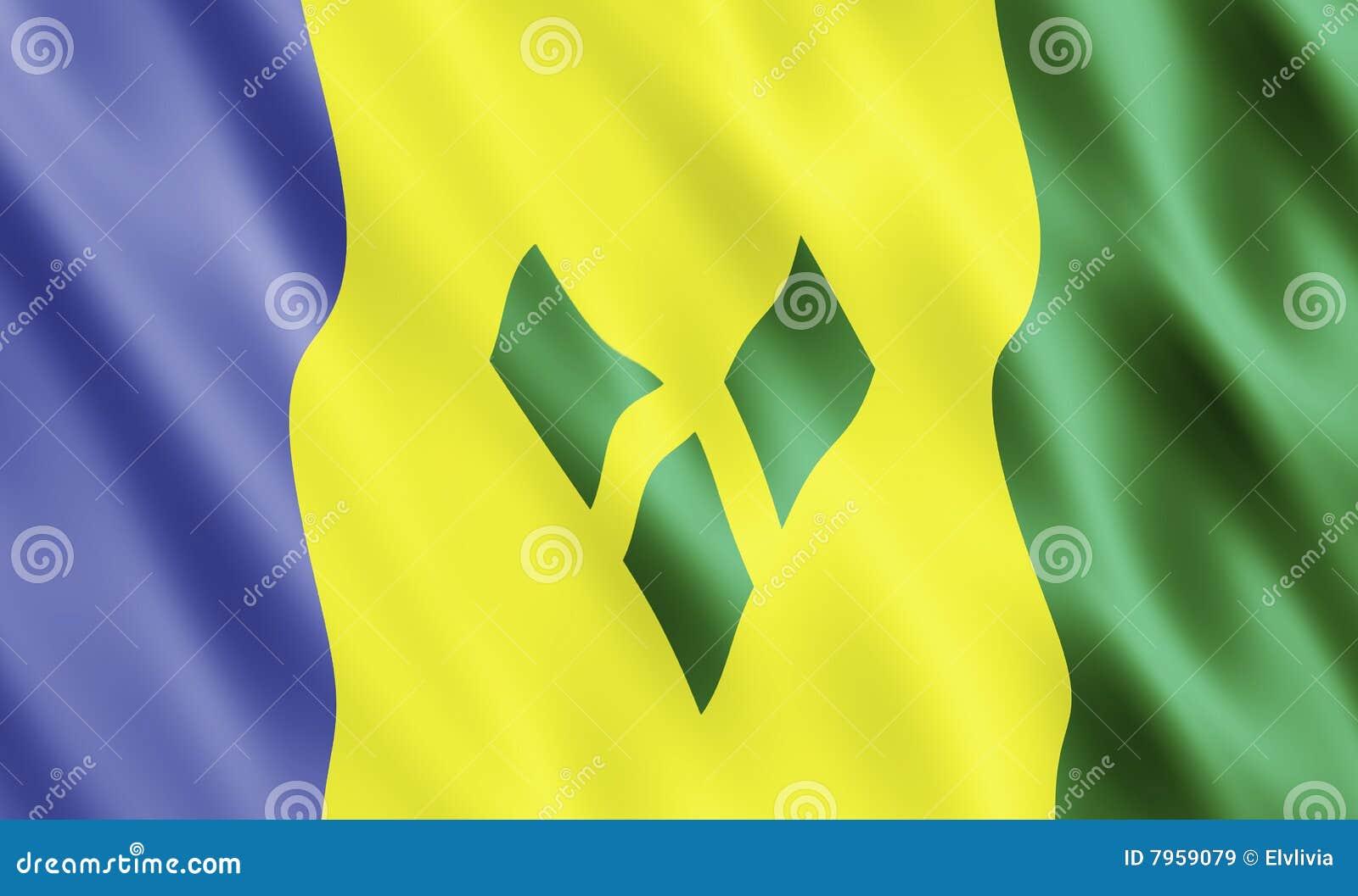 Str. Vincent u. die Grenadinen