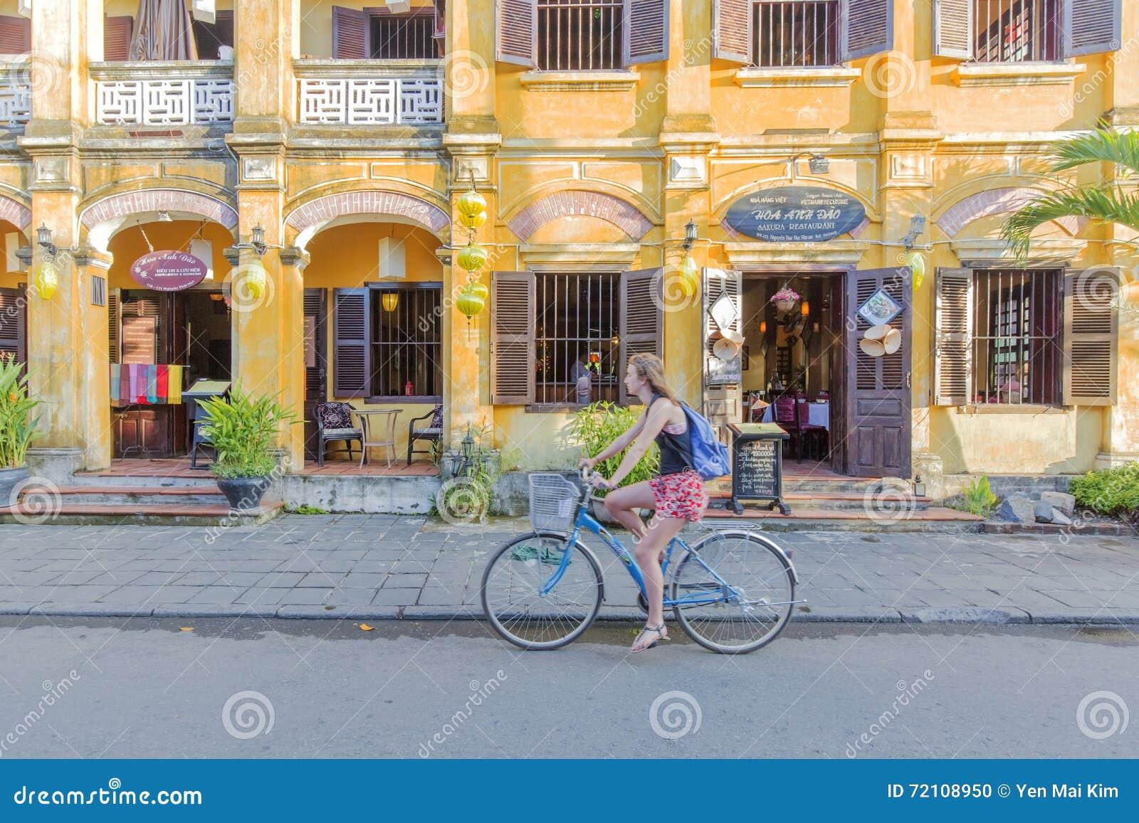 Straße, Hoi An, Vietnam