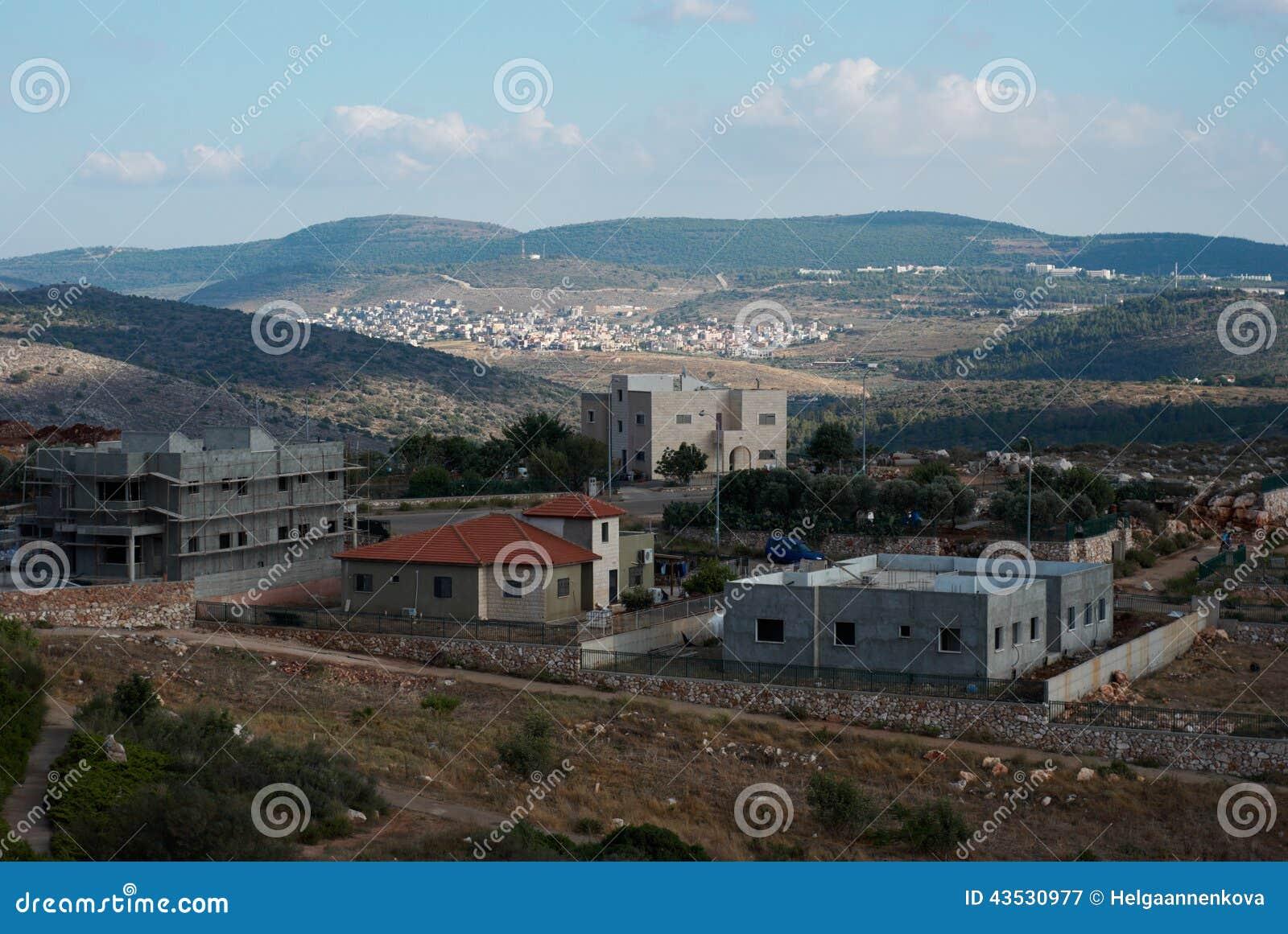 Straße von Israel1