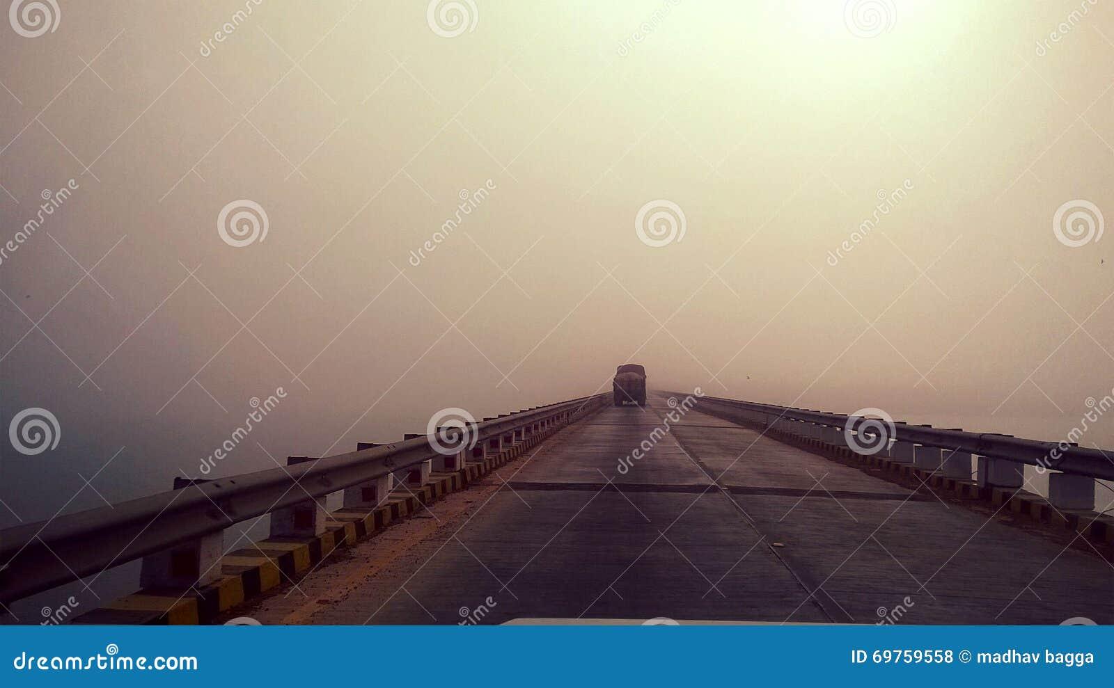 Straße zum Himmel