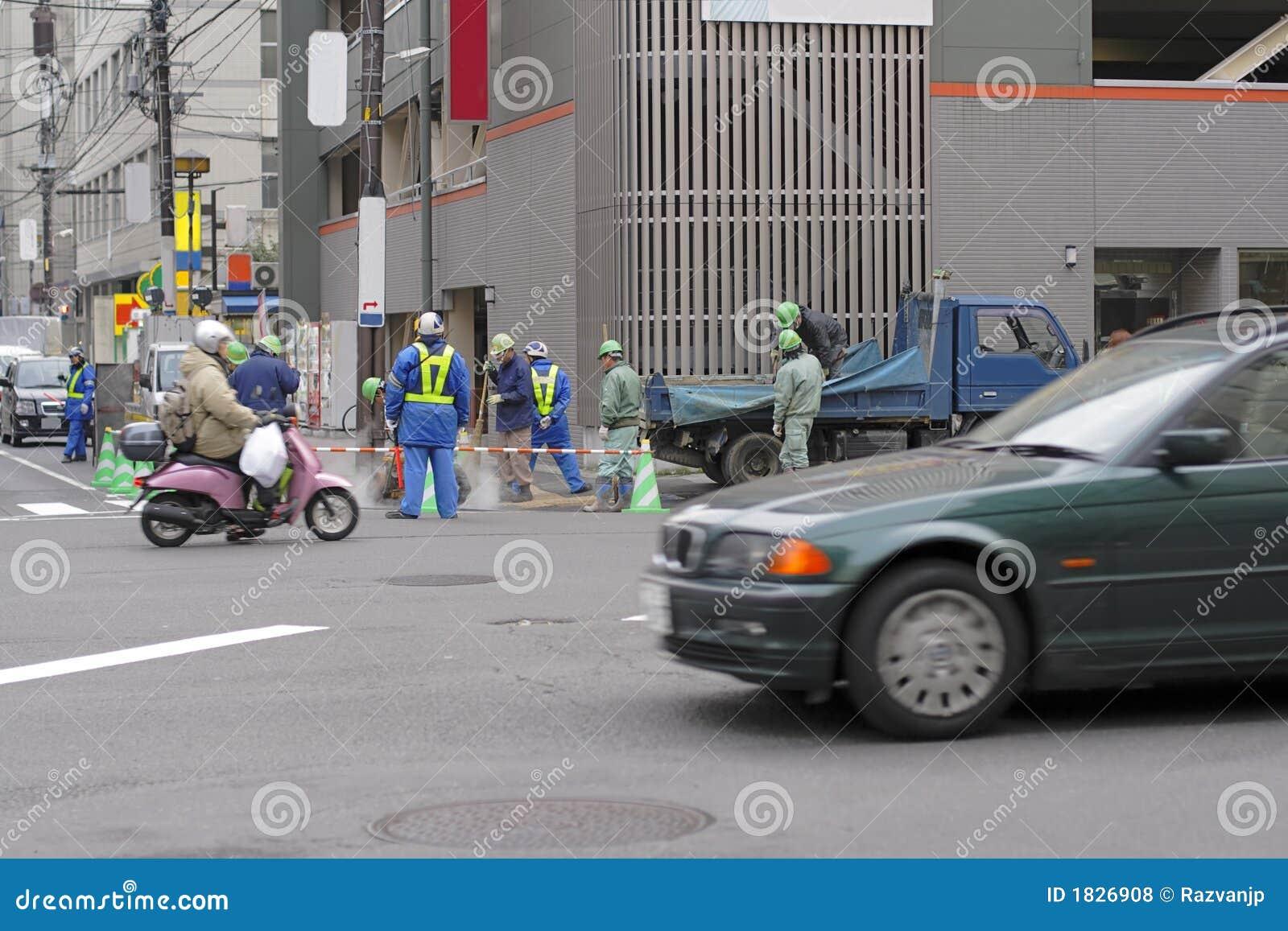 Straßenpflege