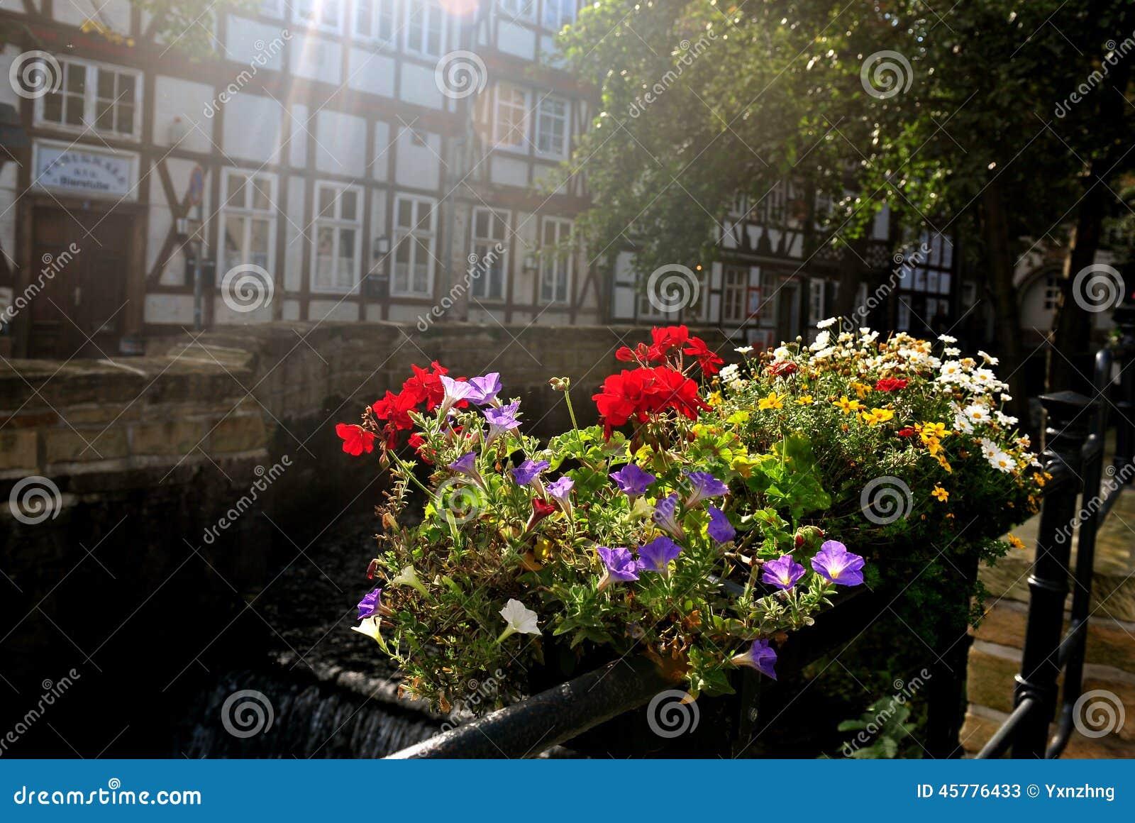 Straat in Goslar