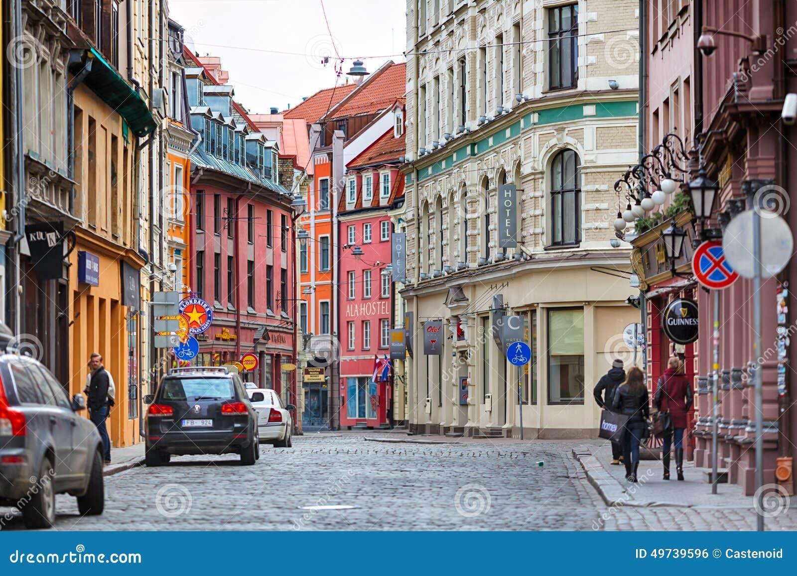 Straat van Riga
