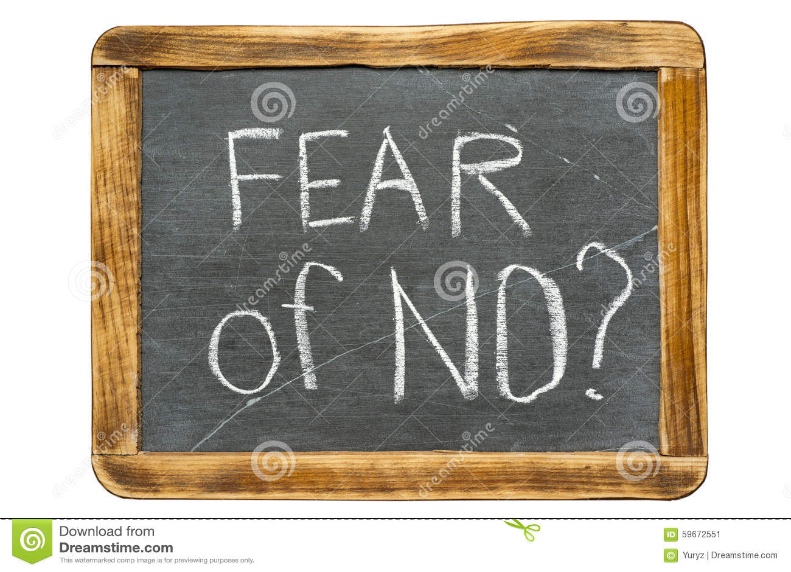 Strach ŻADNY