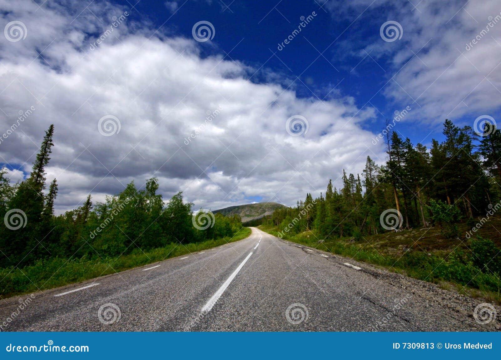 Strada alla natura