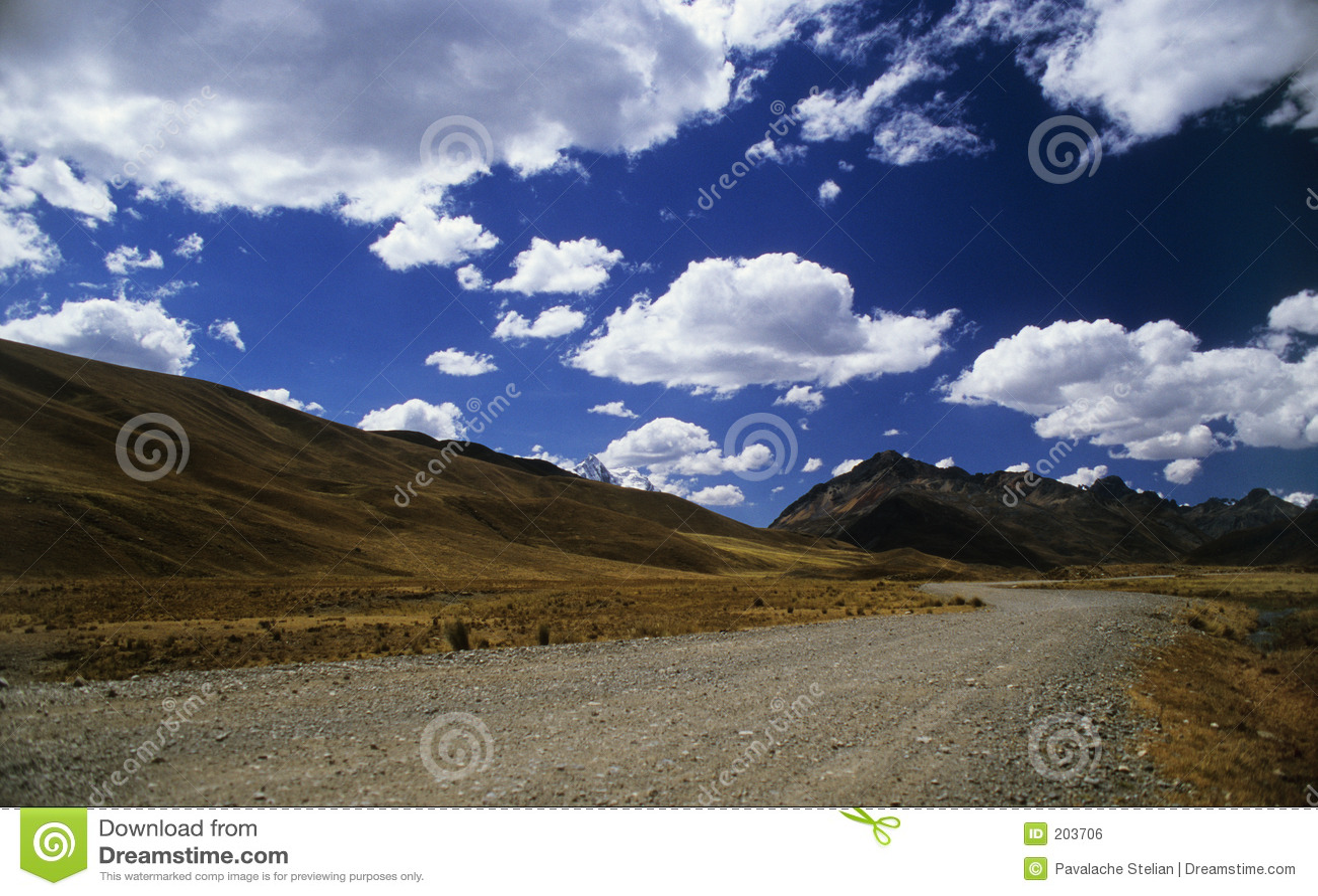 Strada a cielo #1