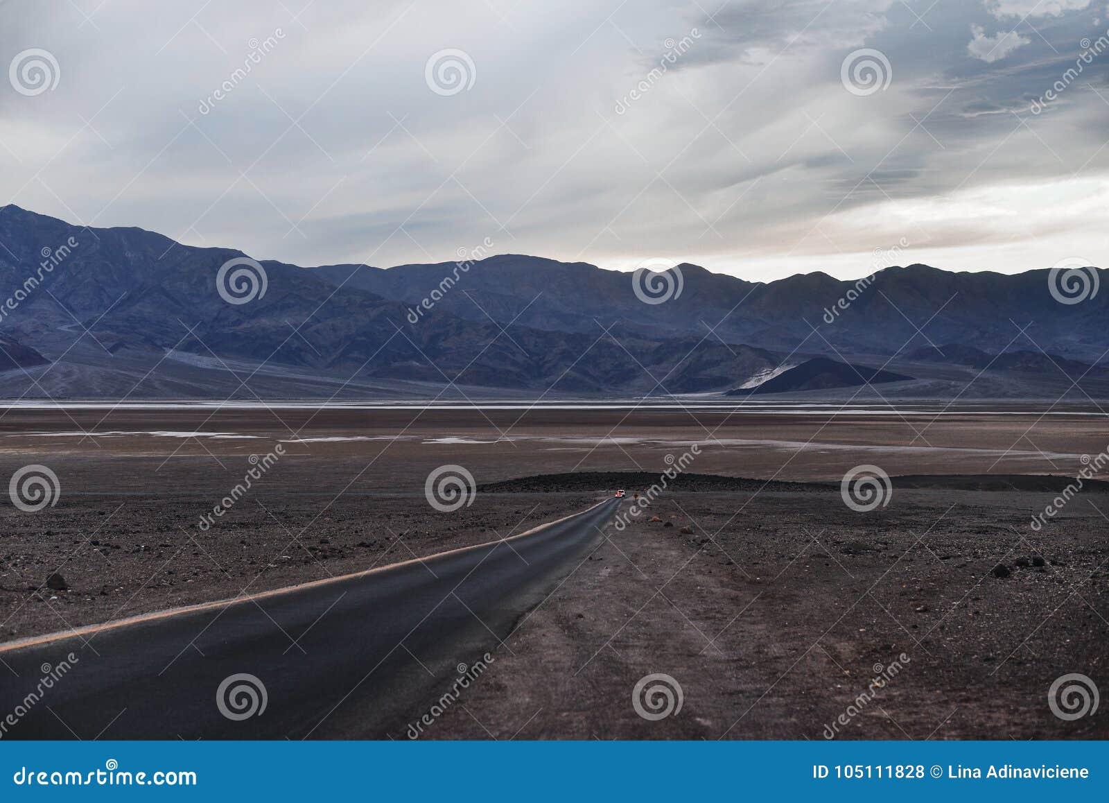 Strada di Death Valley