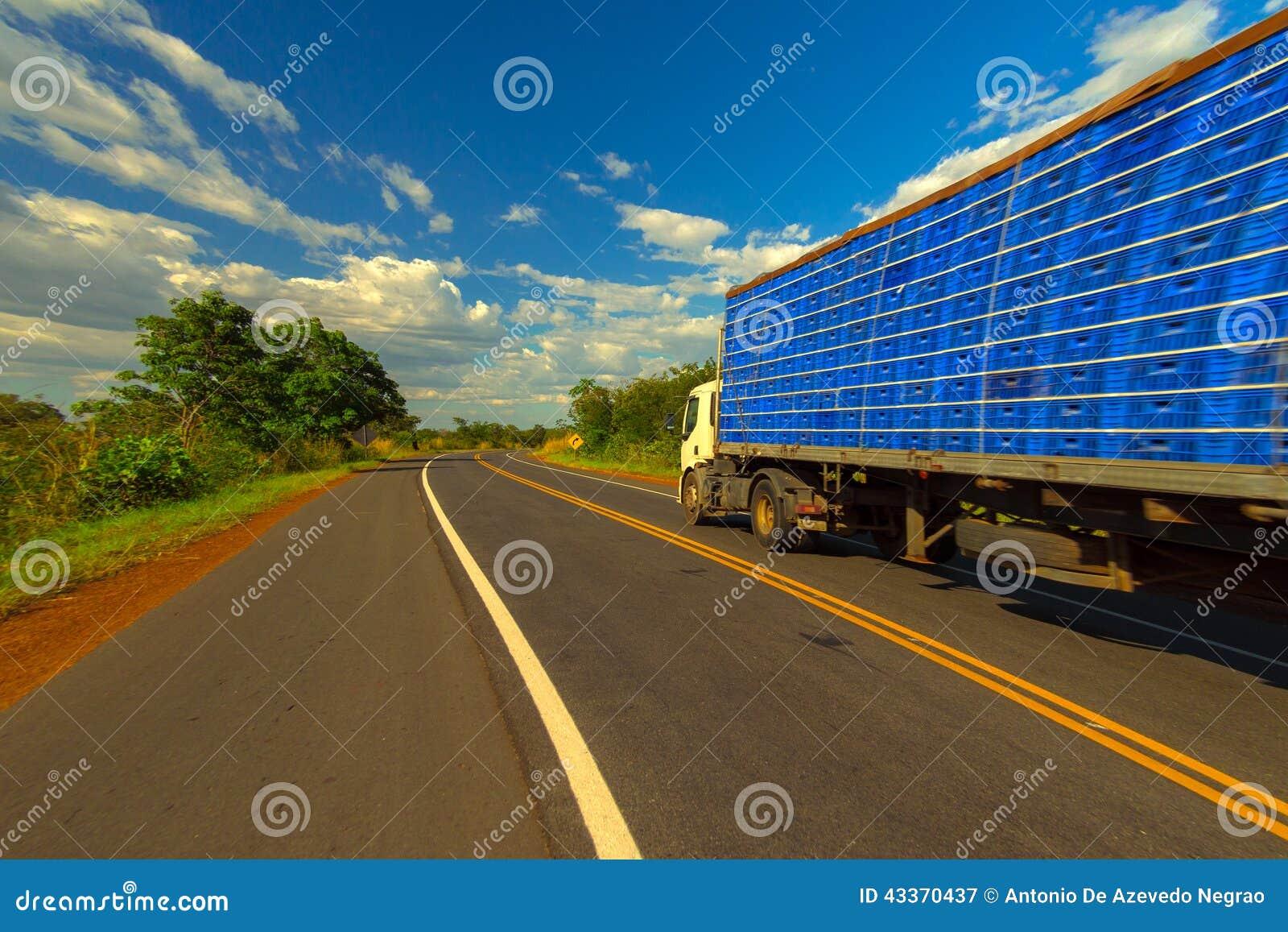 Strada principale del Brasile
