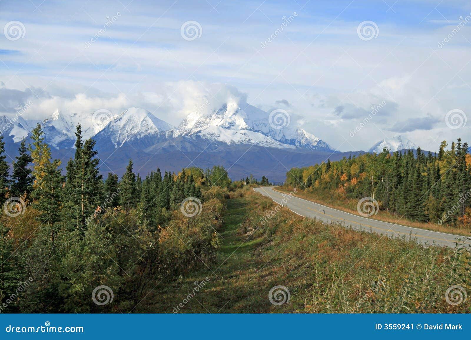 Strada principale dell Alaska