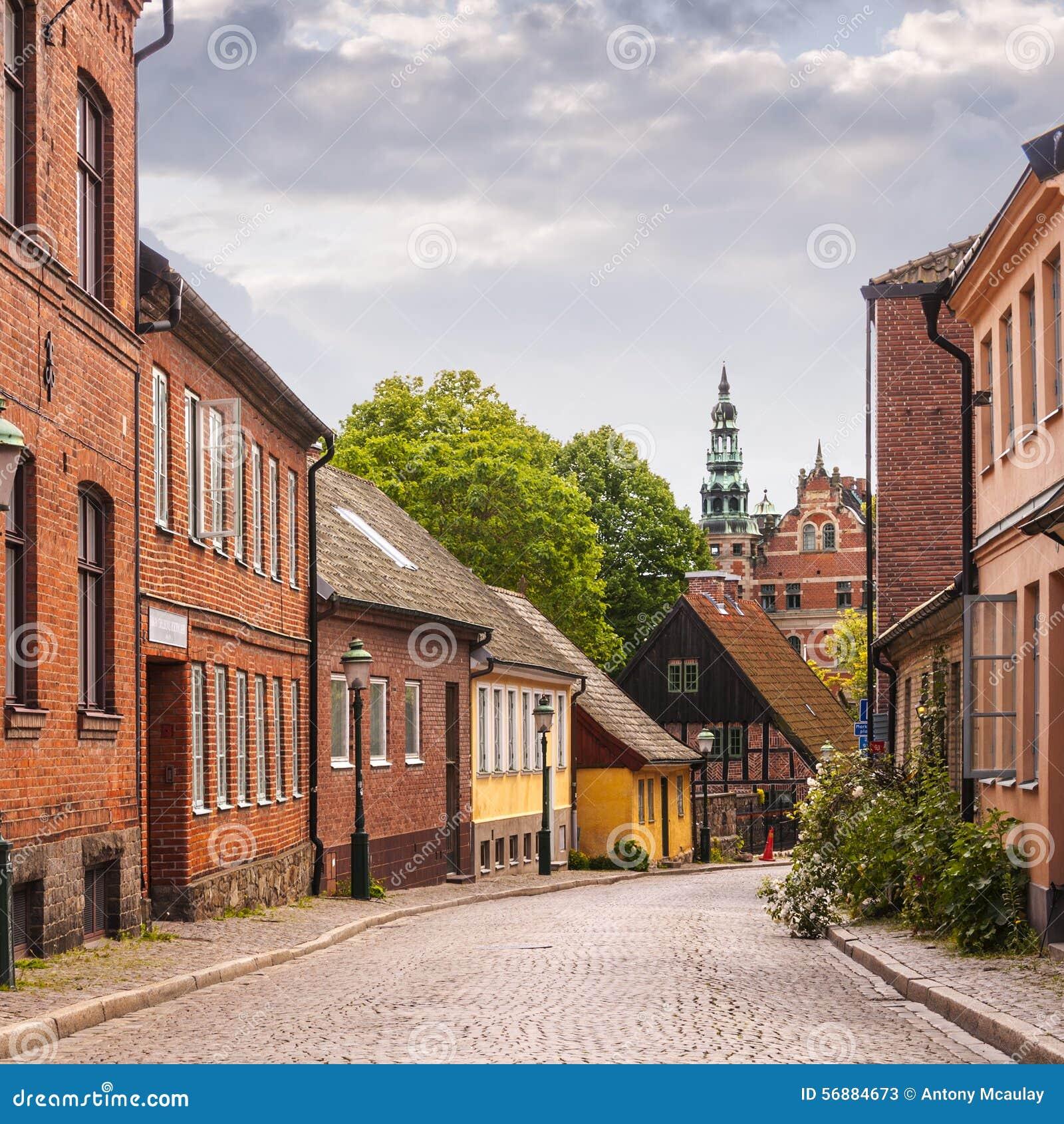Strade di Lund