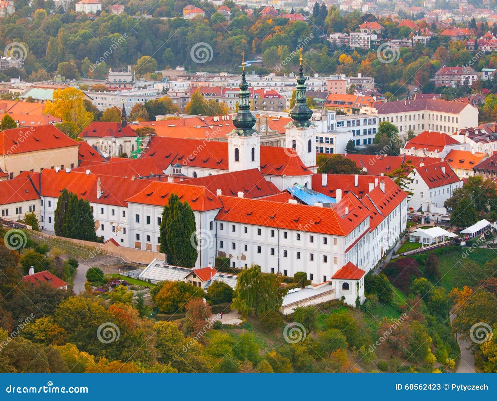 Strahov monaster w Praga