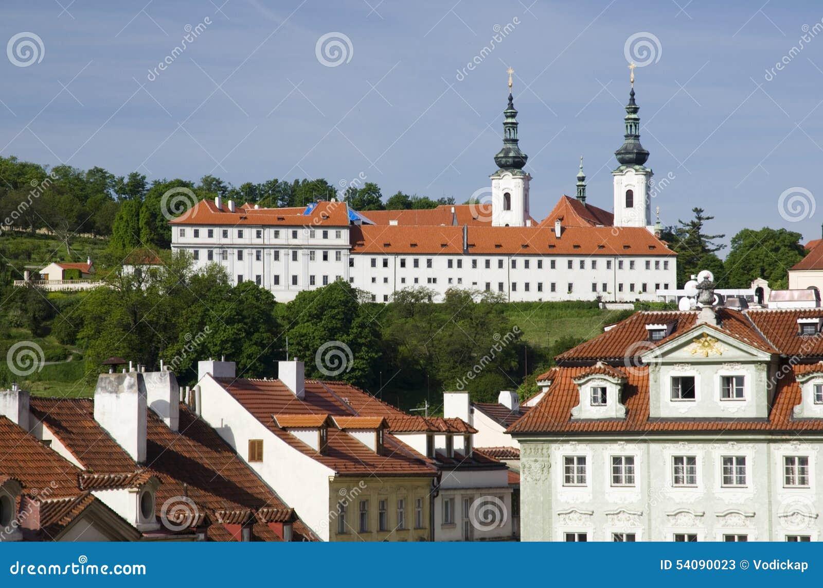 Strahovklooster - Praag