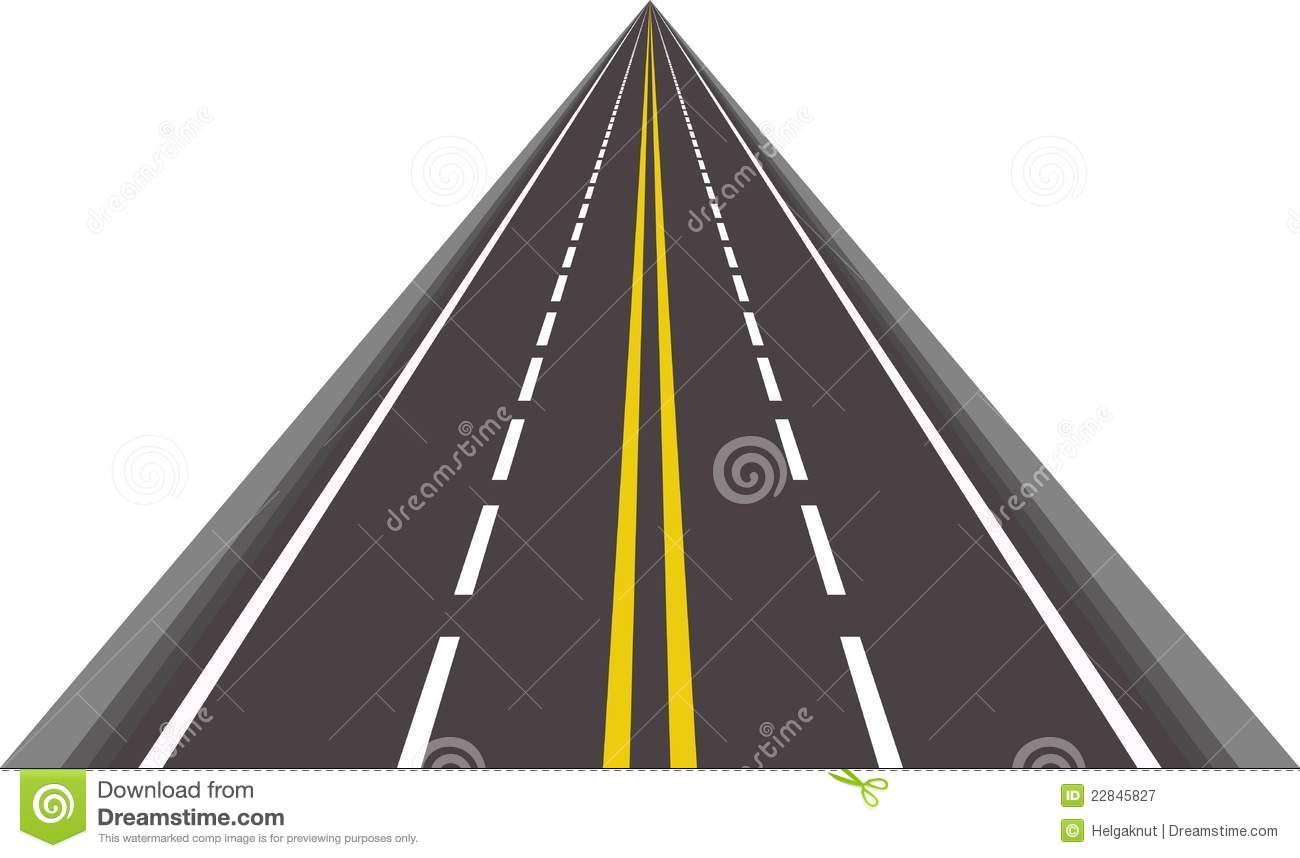 Beauty Straight Road Vector Free for Straight Road Vector Free Download  66plt