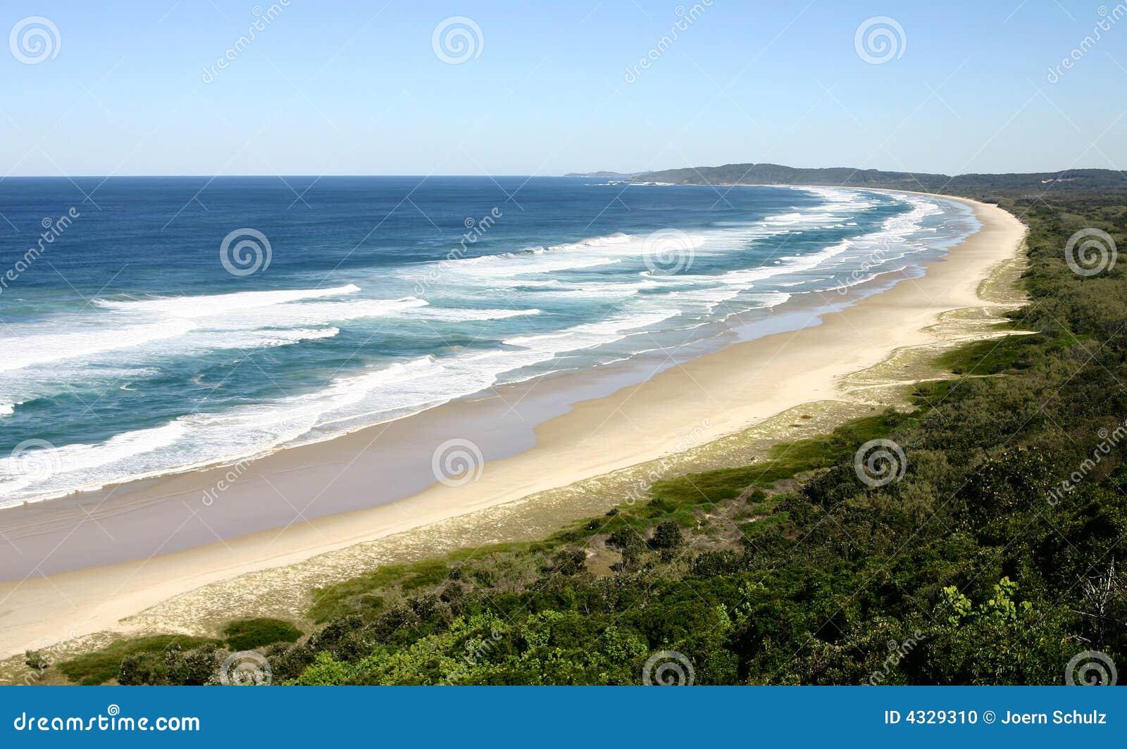 Strand - Baai Byron