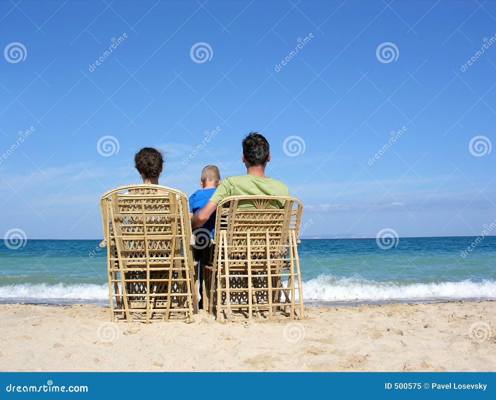 Strand bak easychairsfamiljen