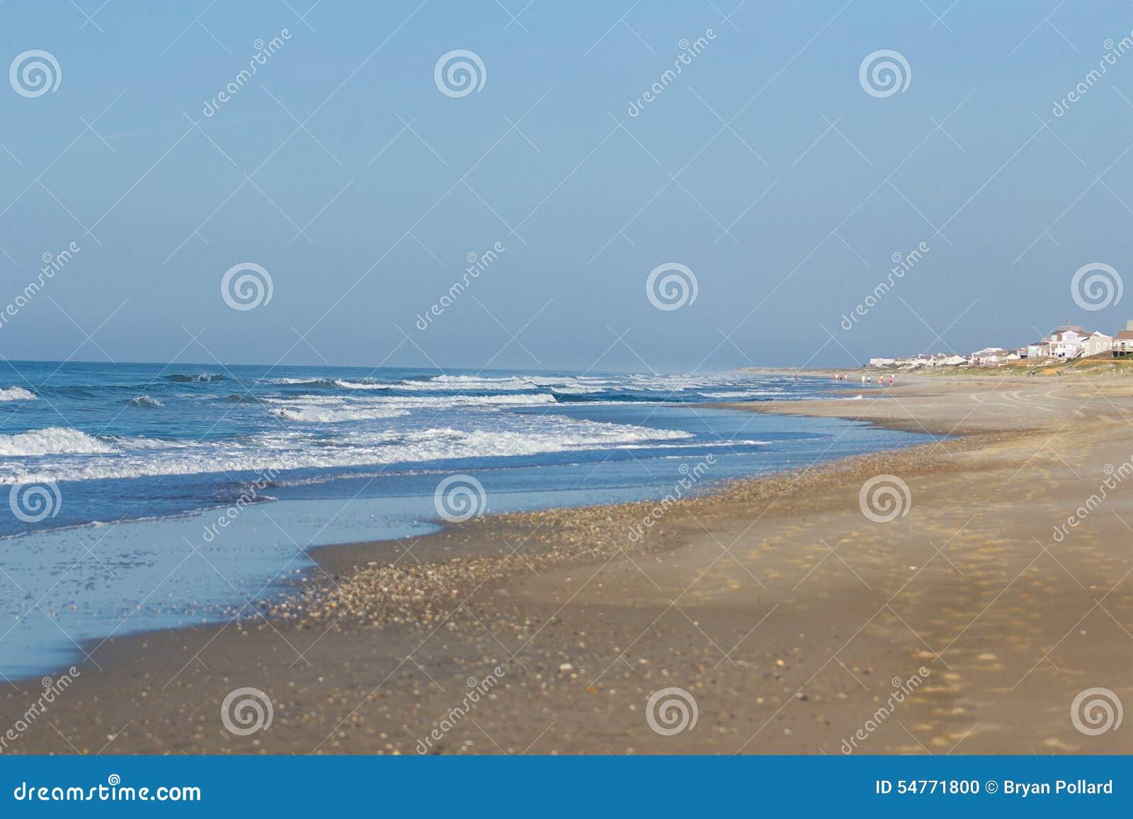 Strand bei Emerald Isle