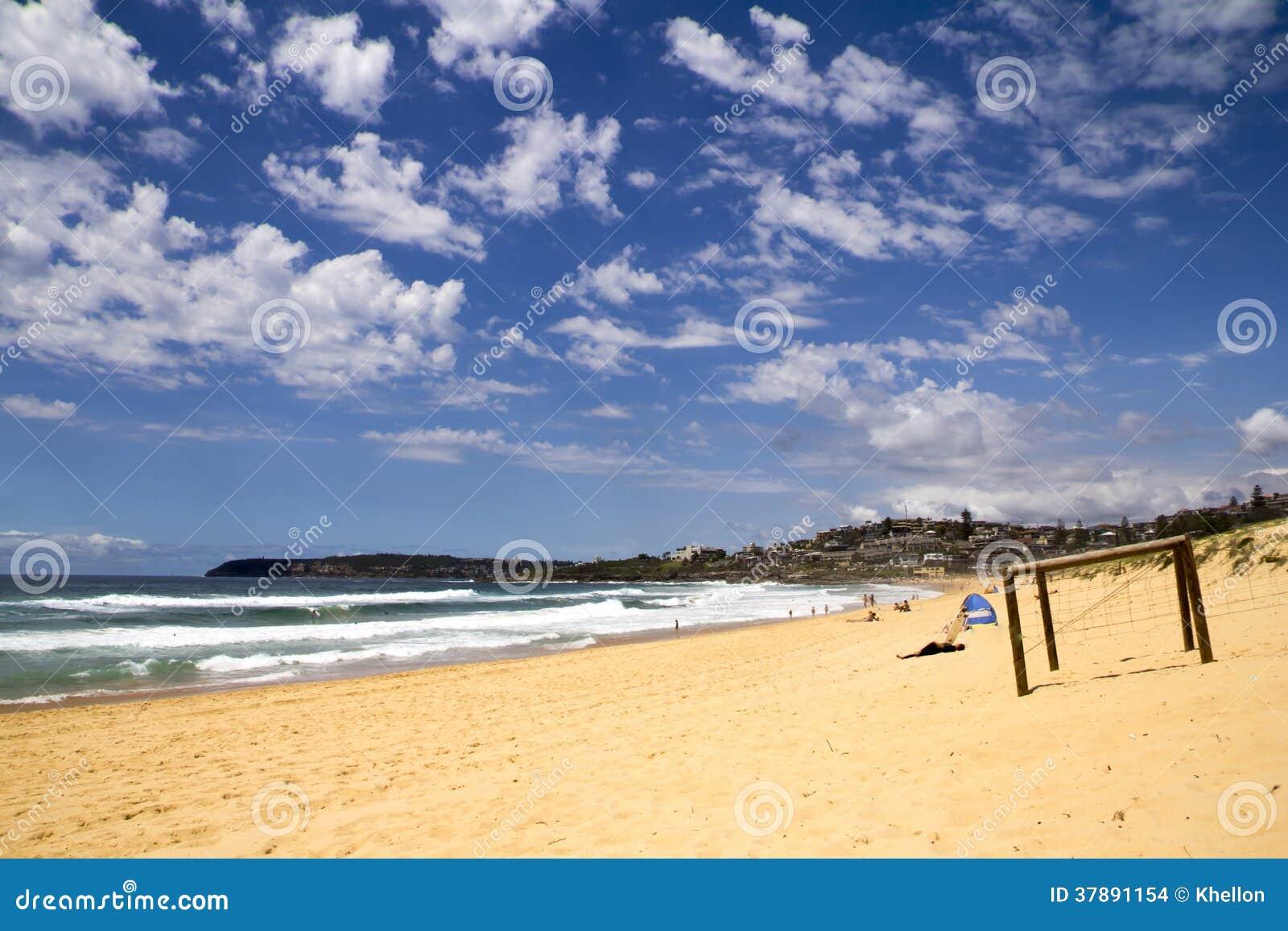 Strand bij Krulkrul