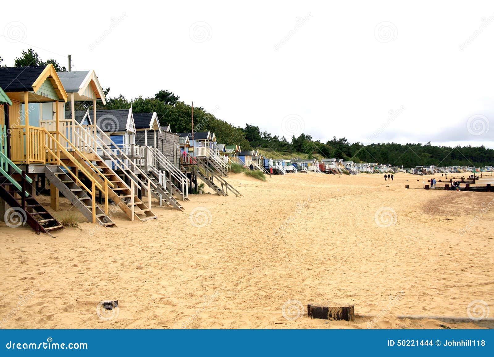 Strand brunnar därefter havet, Norfolk