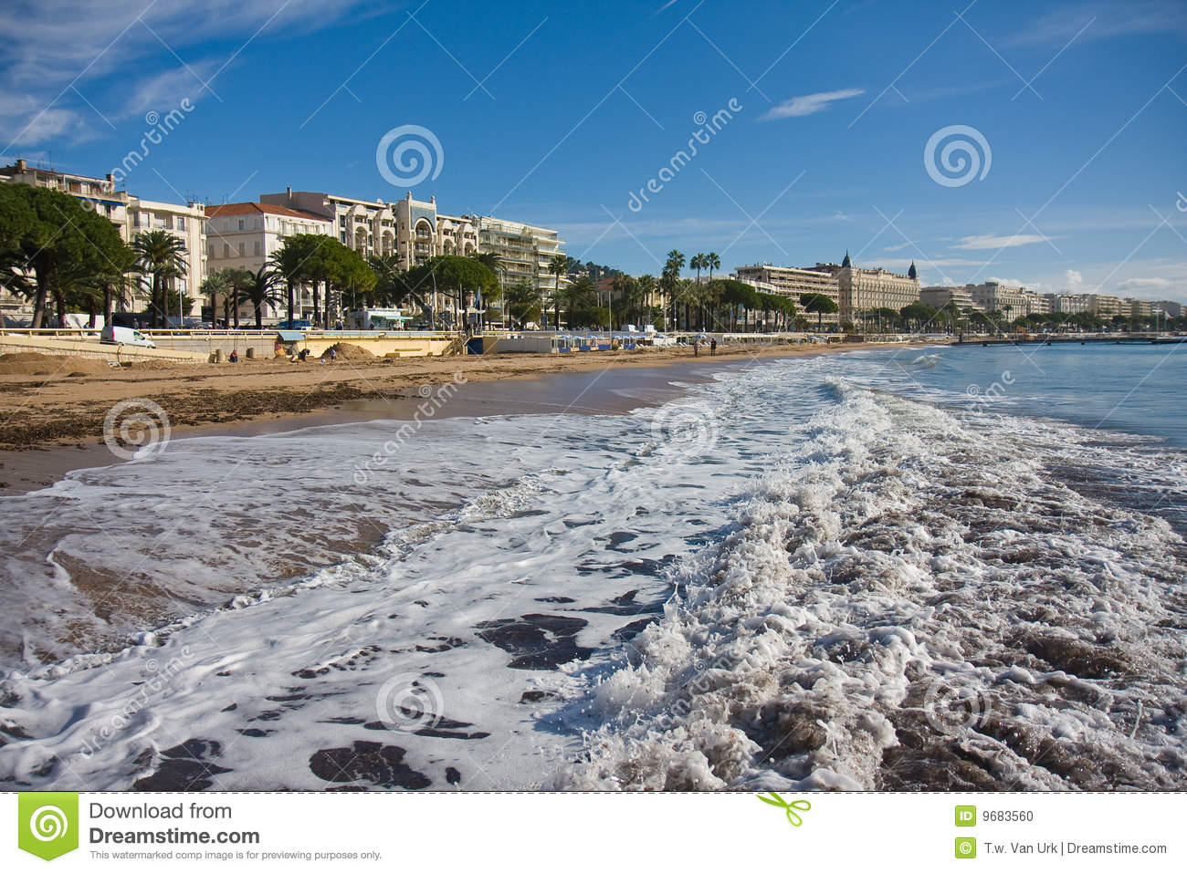 Strand cannes