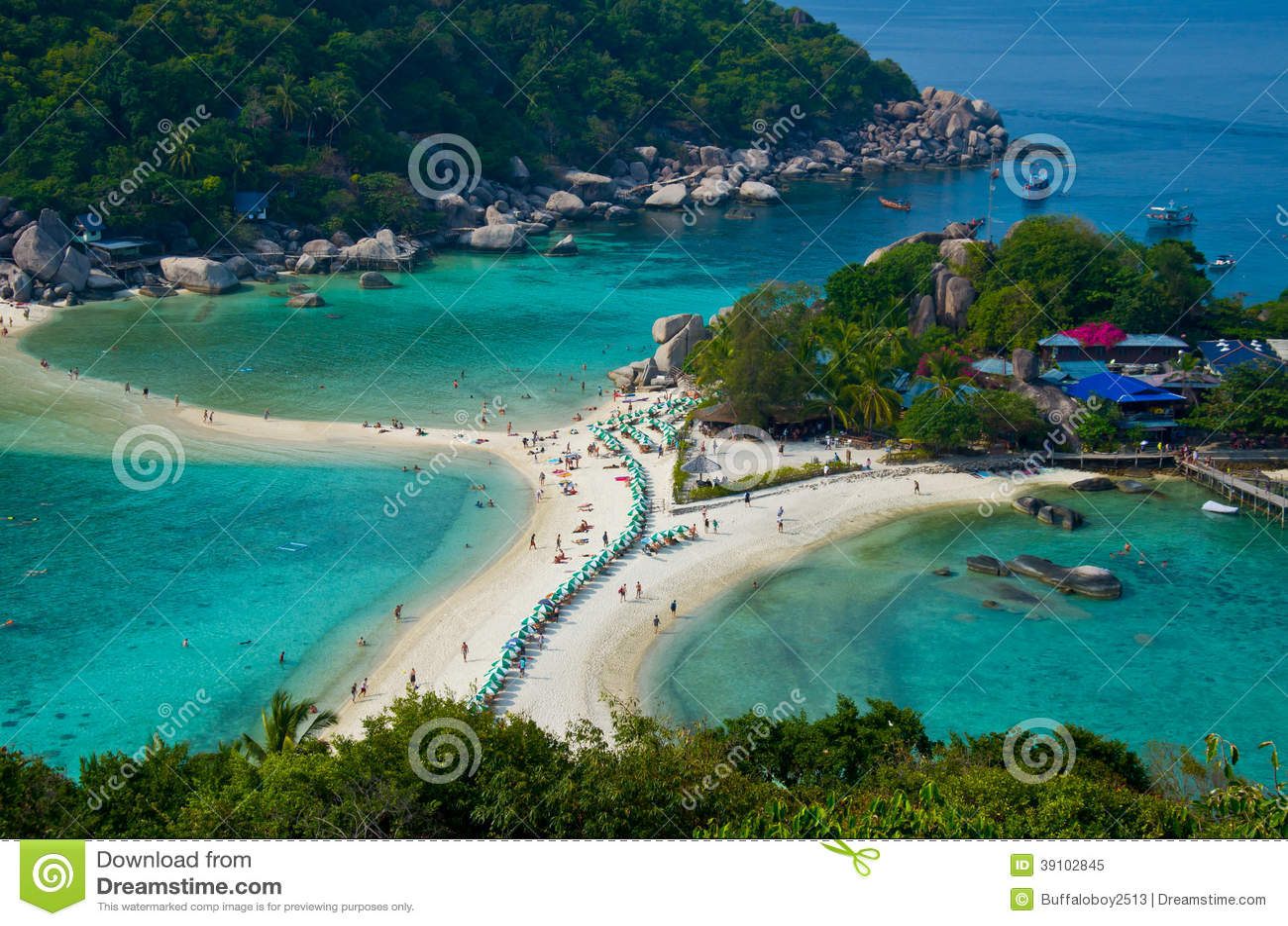 Strand en paradijs