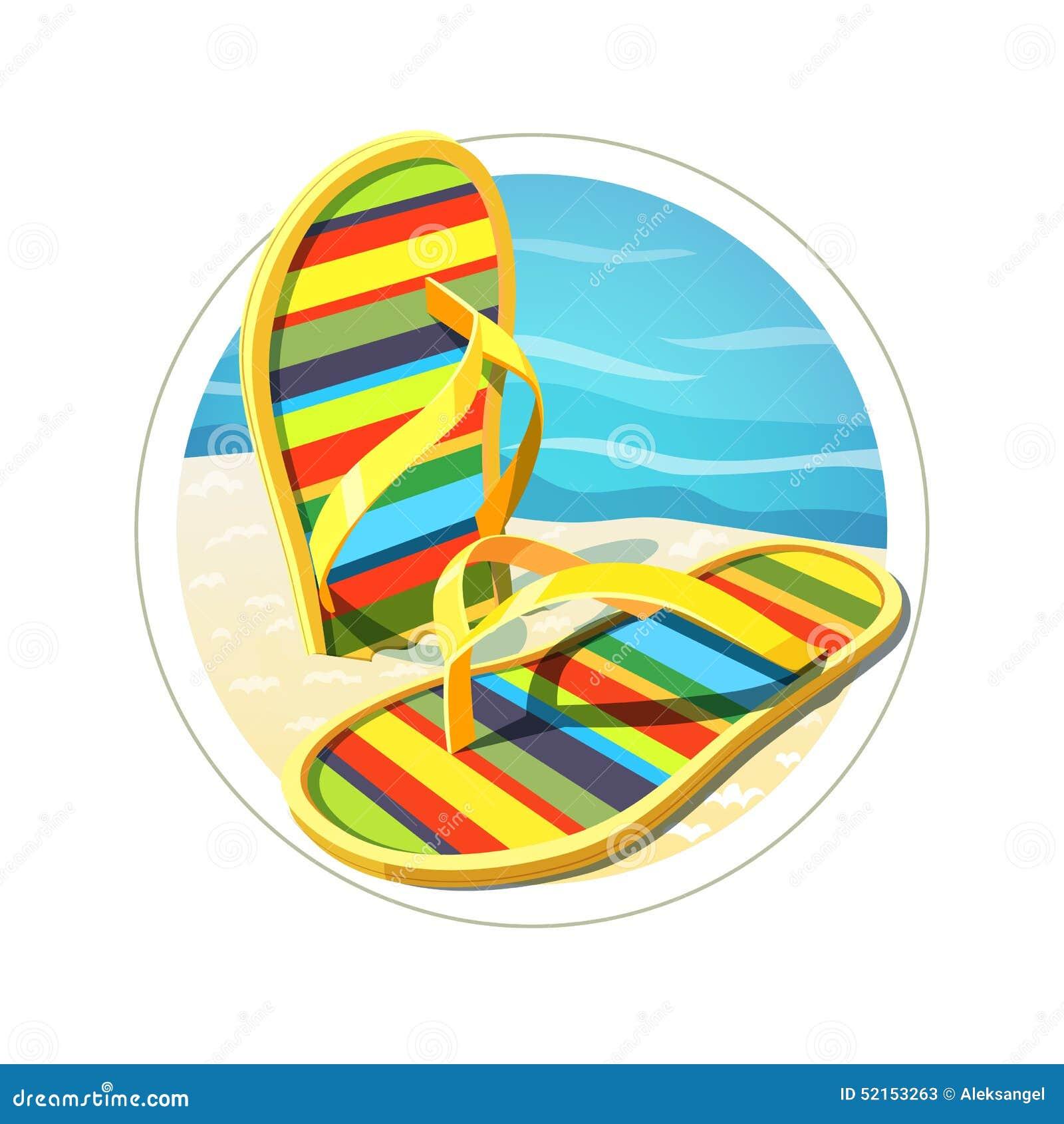 Strand Flip Flops