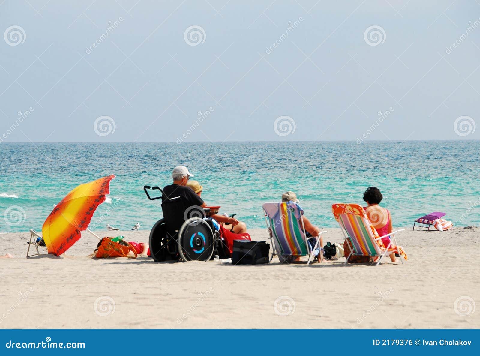 Strand inaktiverad handelsresande