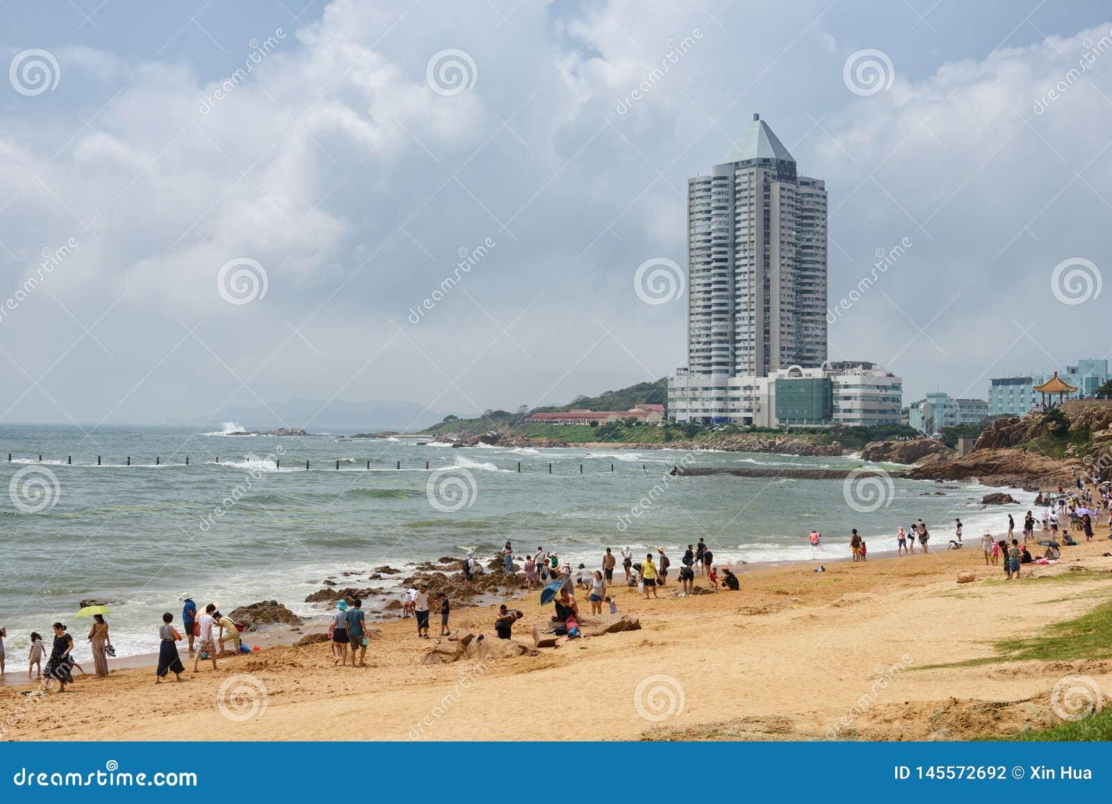 Strand in QingDao
