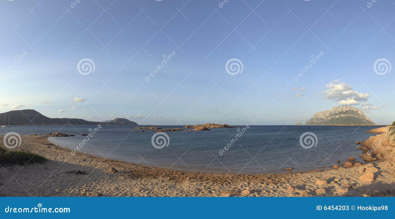 Strand van Costa Corallina