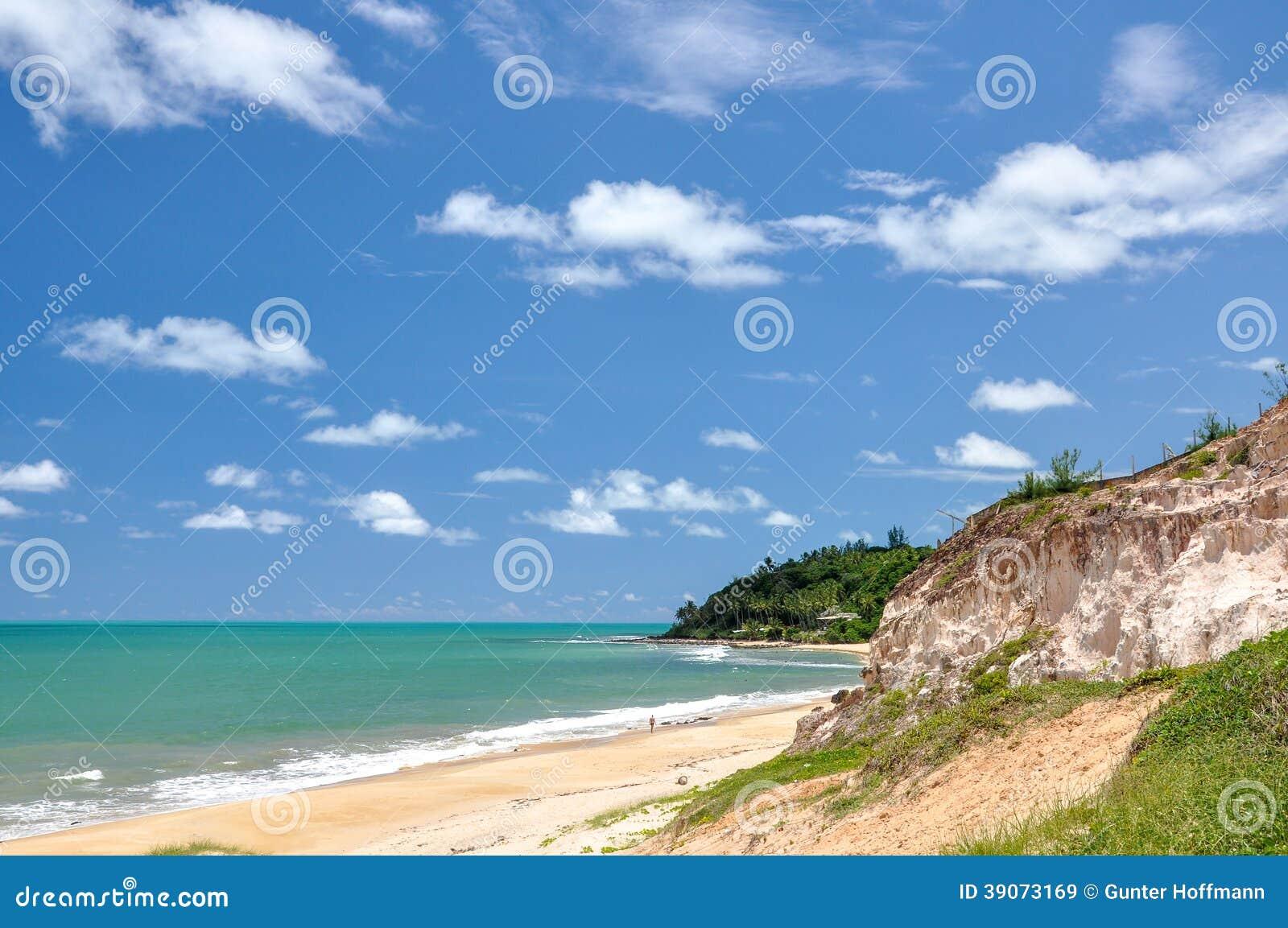 Strand van Pipa, Geboorte (Brazilië)