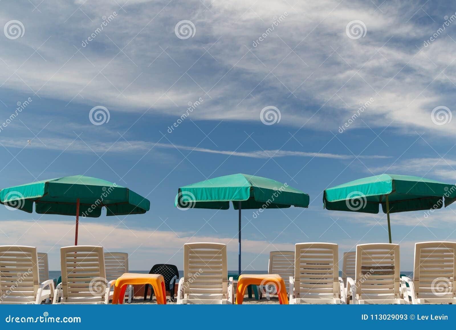 Strandbereich auf der Ozeanküste