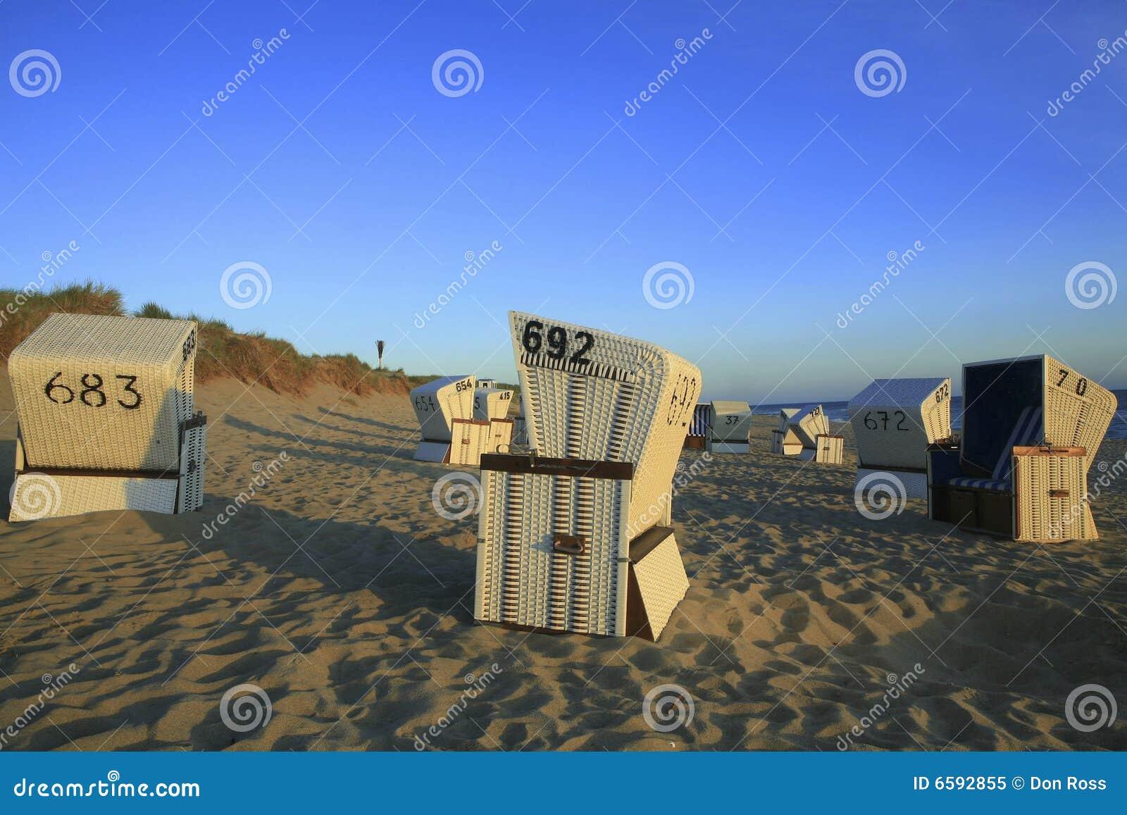 Stranden chairs sylt