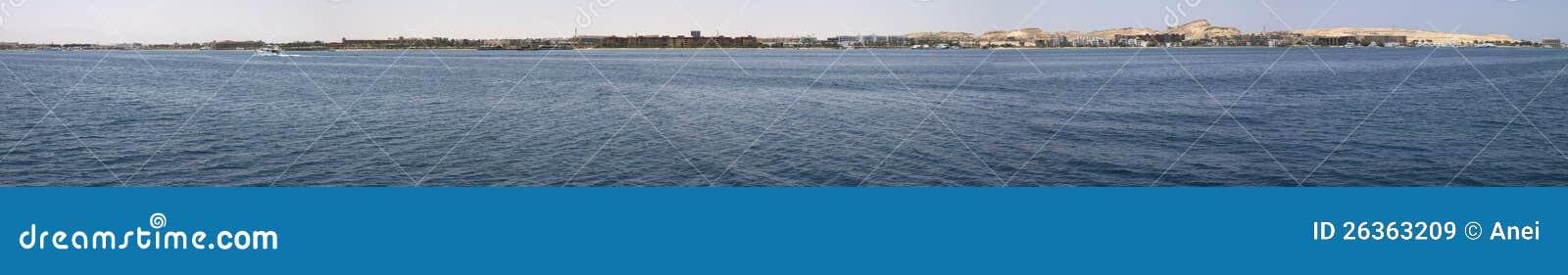 Strandinsel in Hurghada