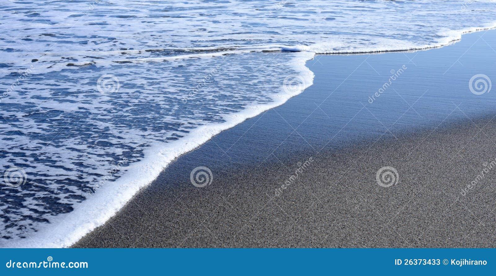 Strandküstenlinie