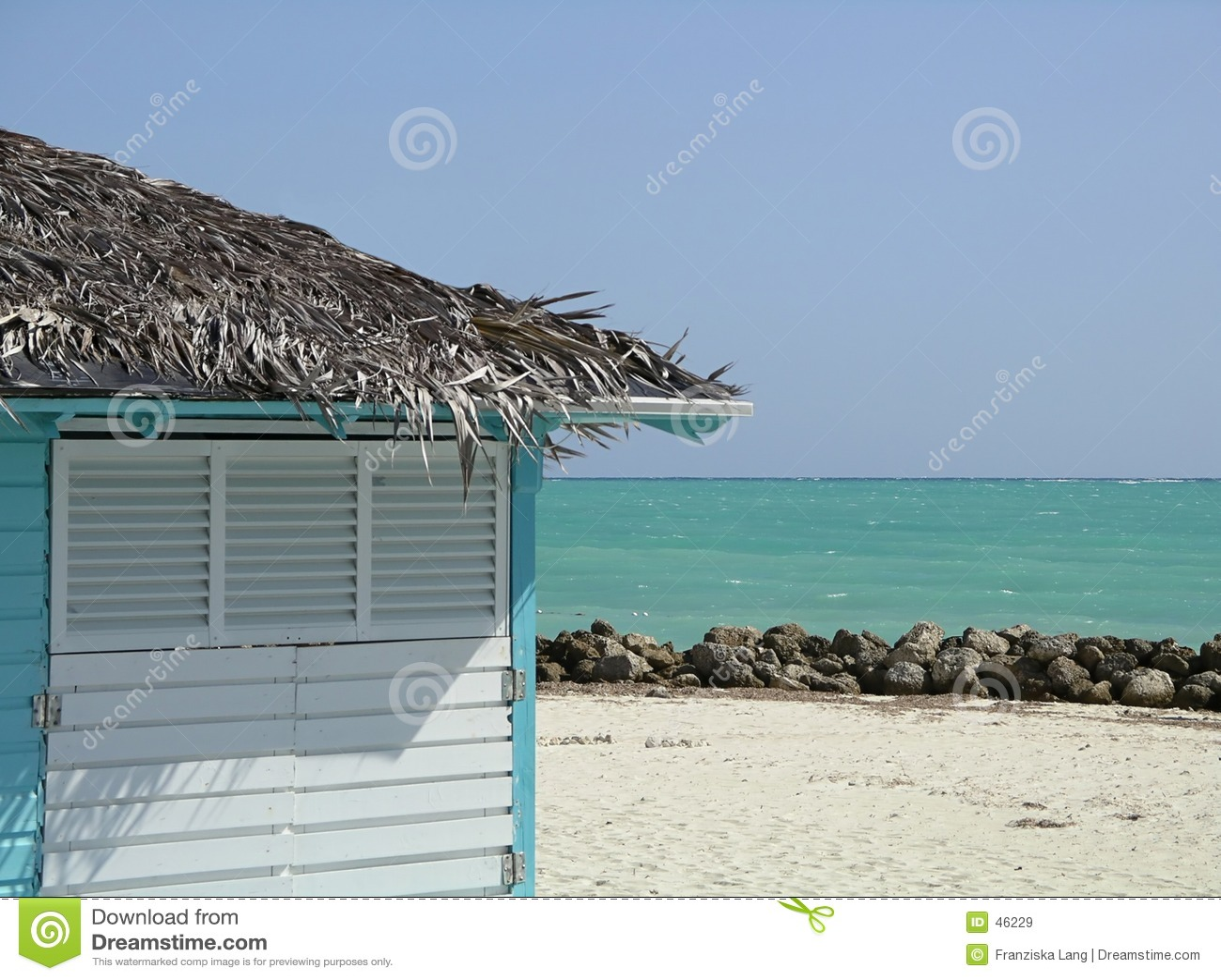 Strandkoja