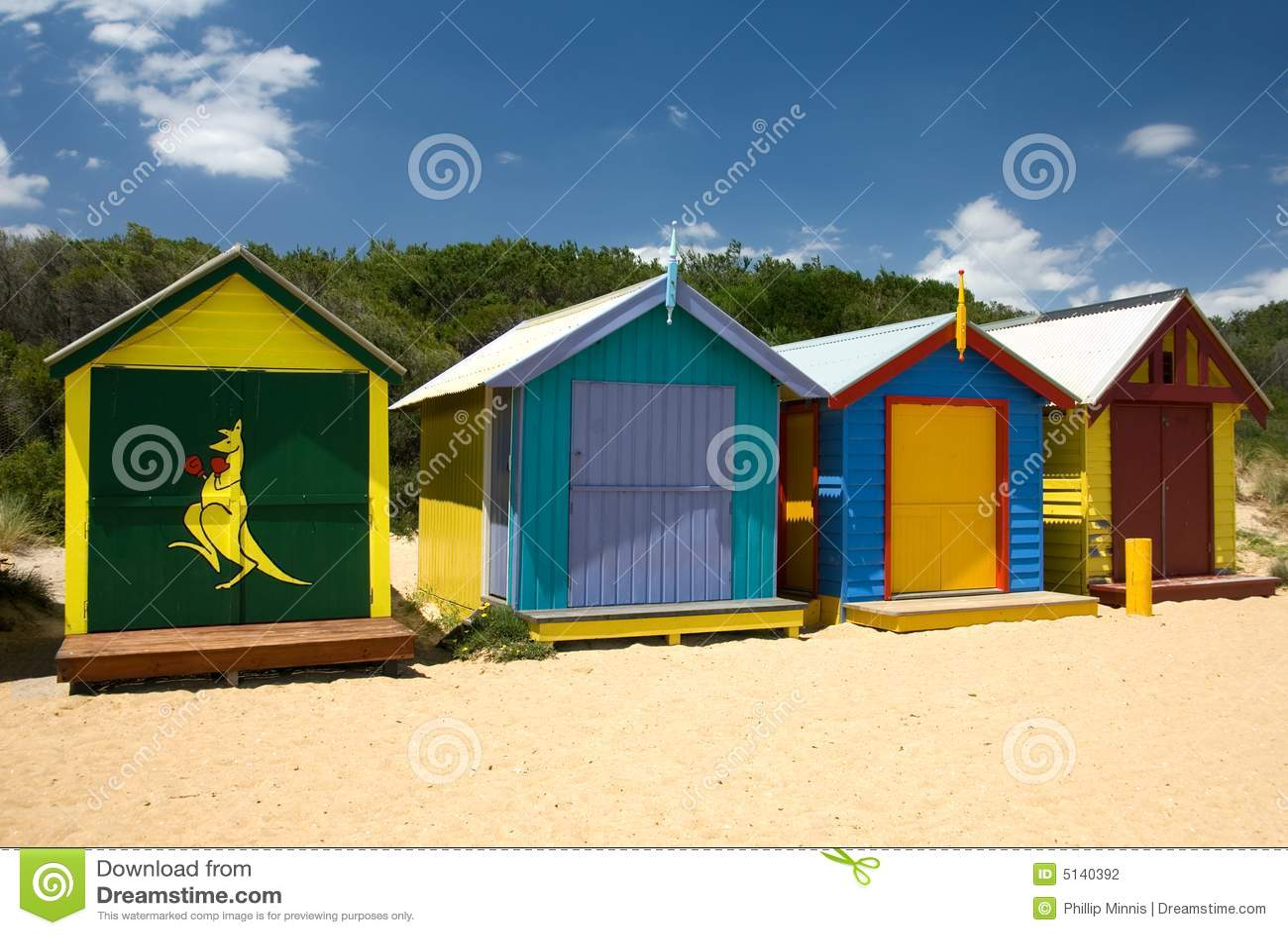 Strandkojor