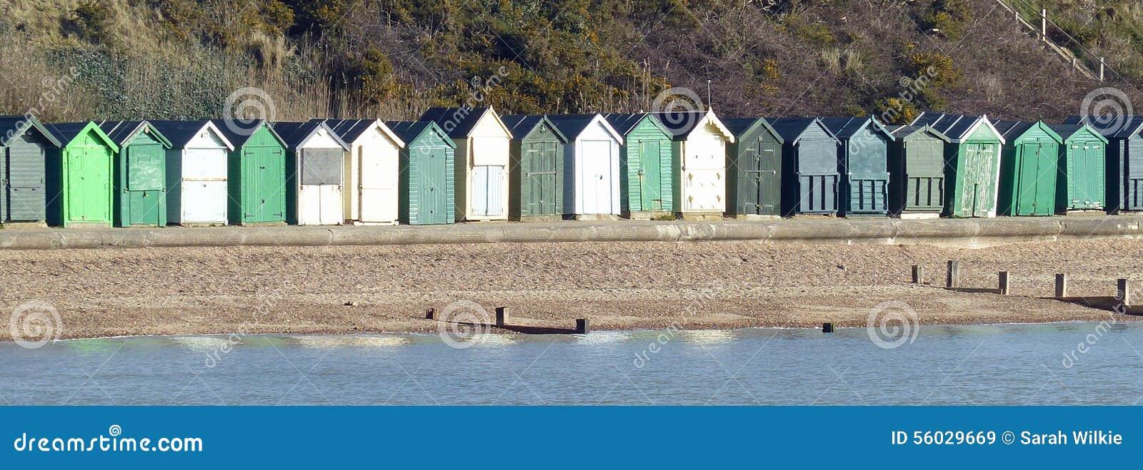 Strandkojor, Hampshire