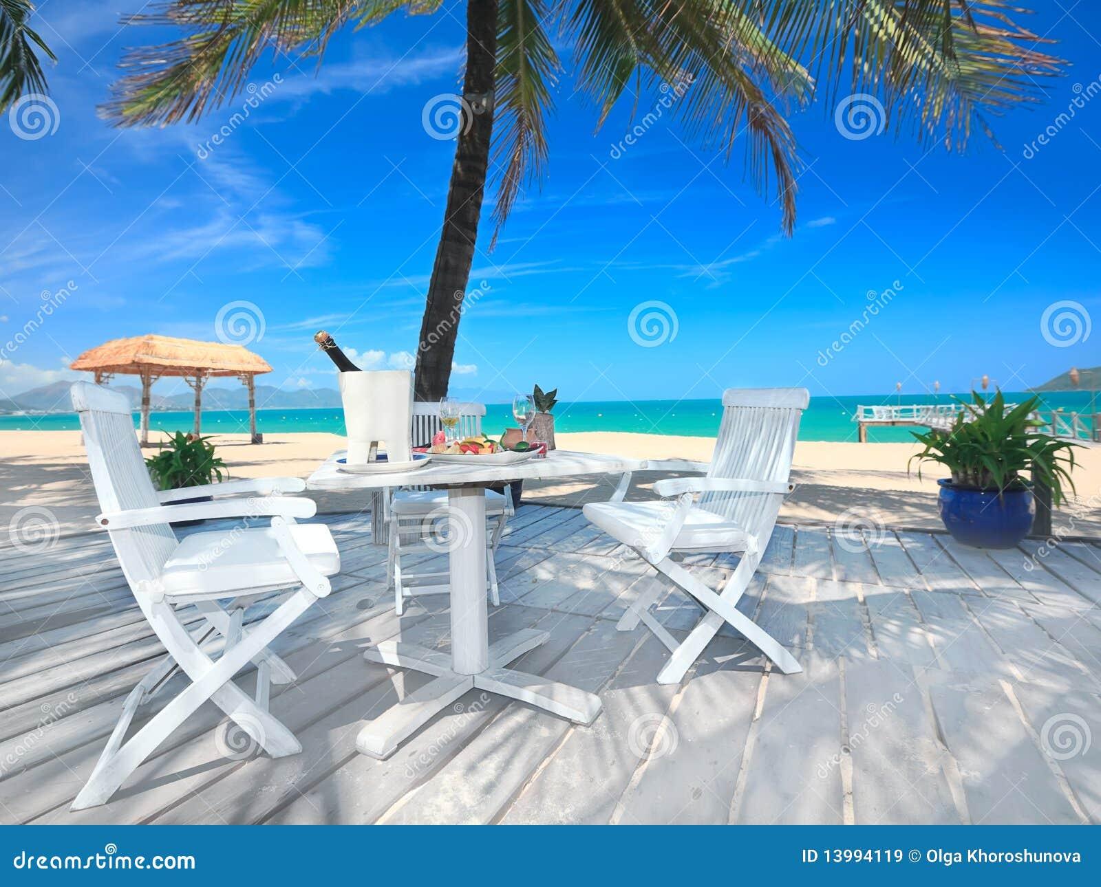 Strandmatställe