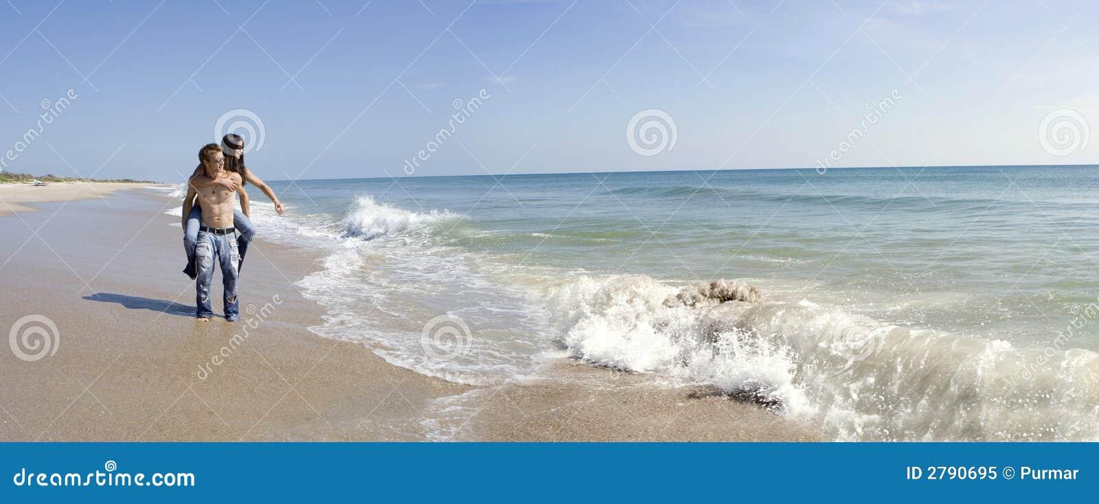 Strandpar