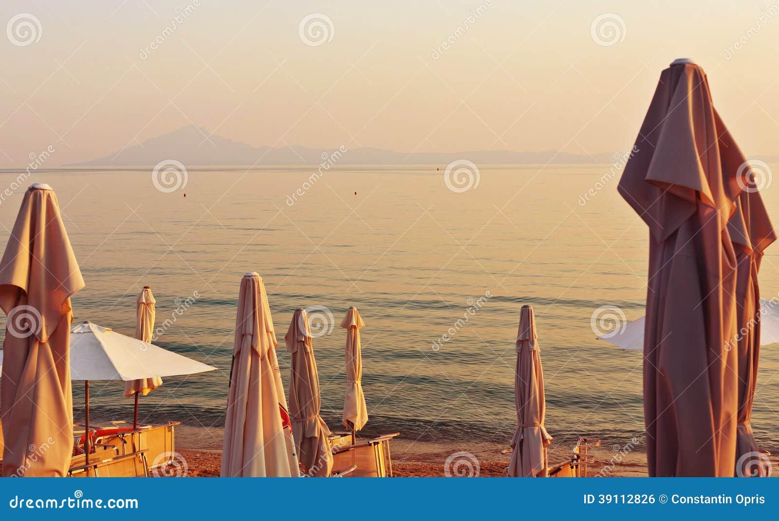 Strandparaplu s