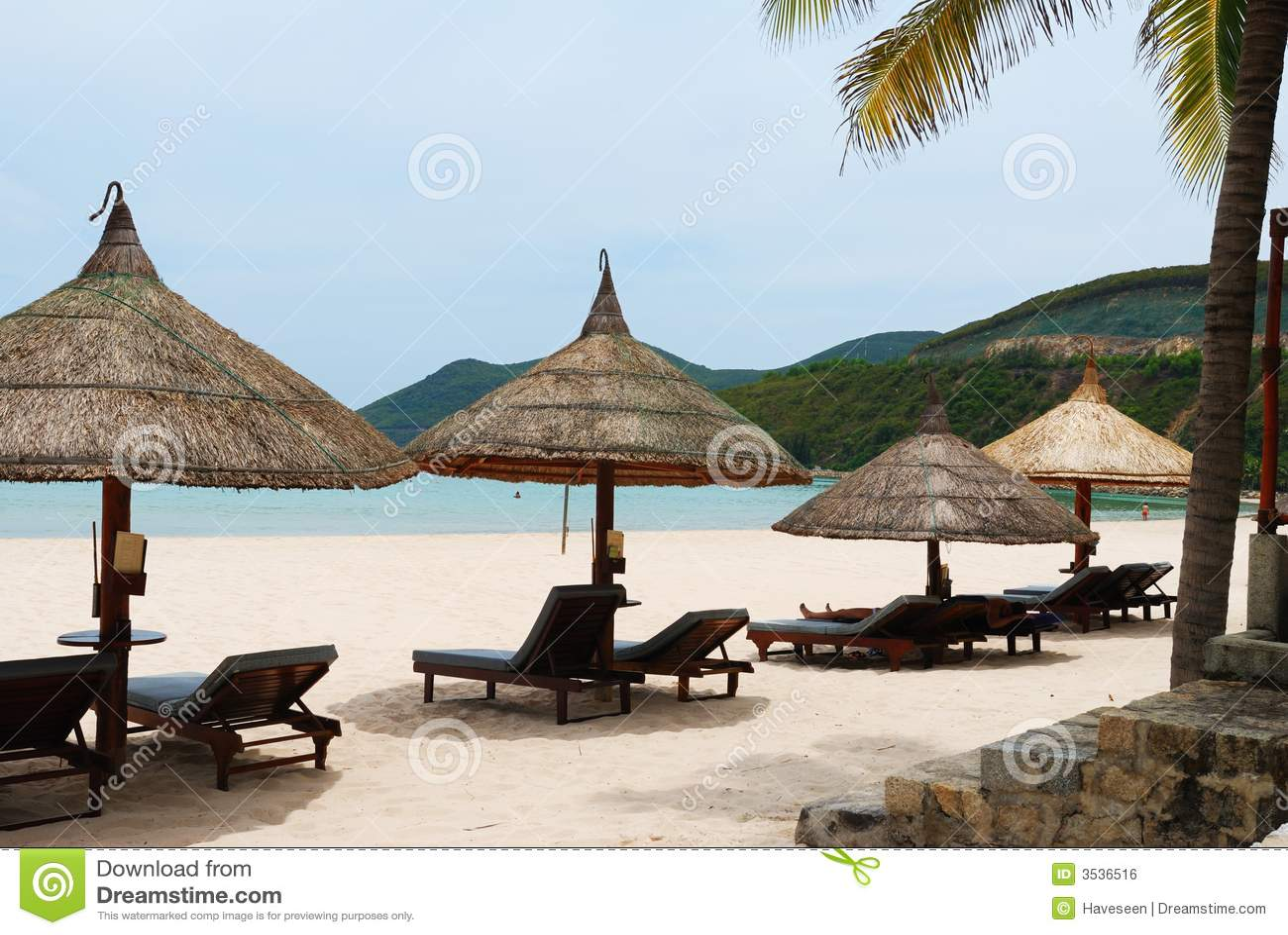 Strandplats