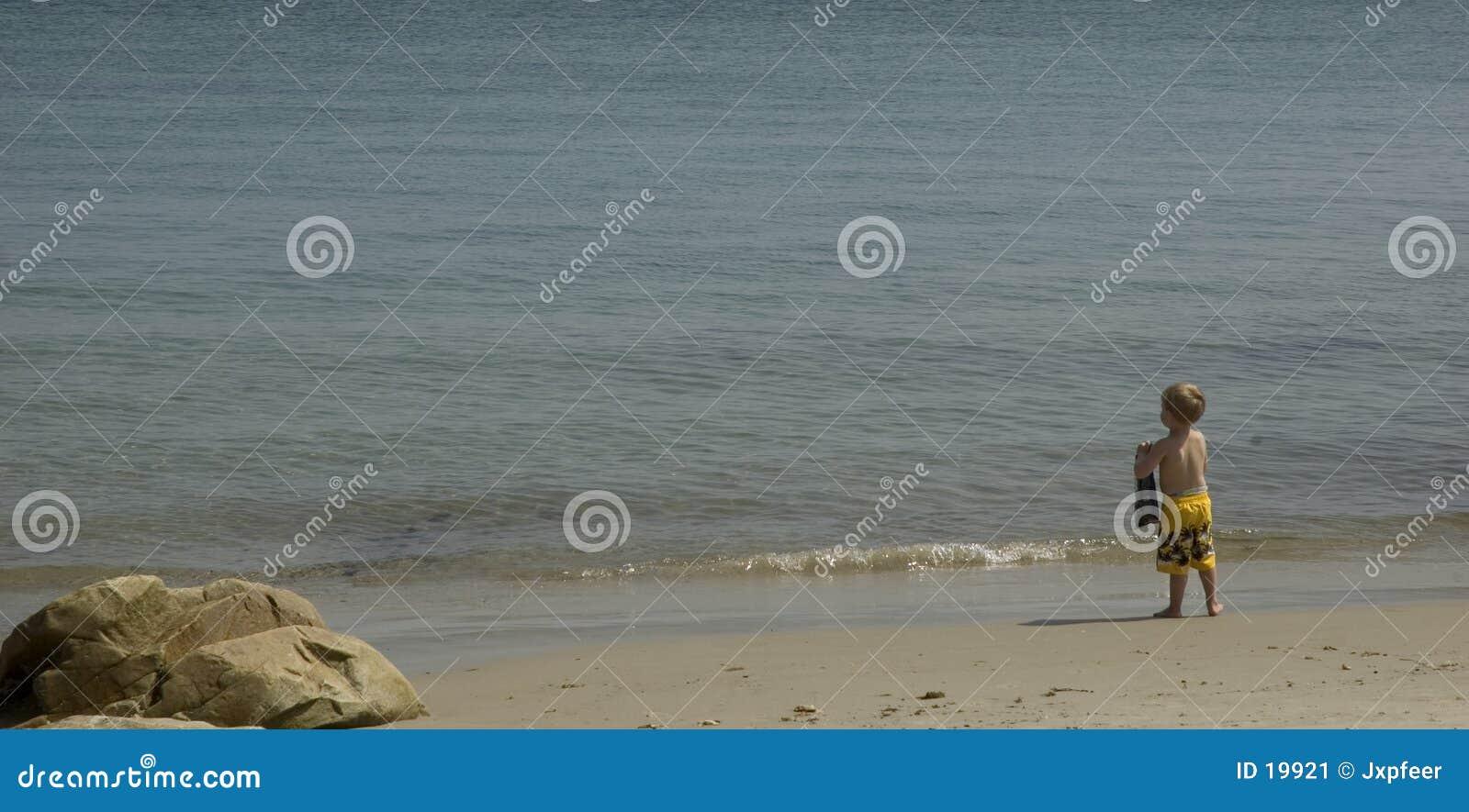 Strandpojke